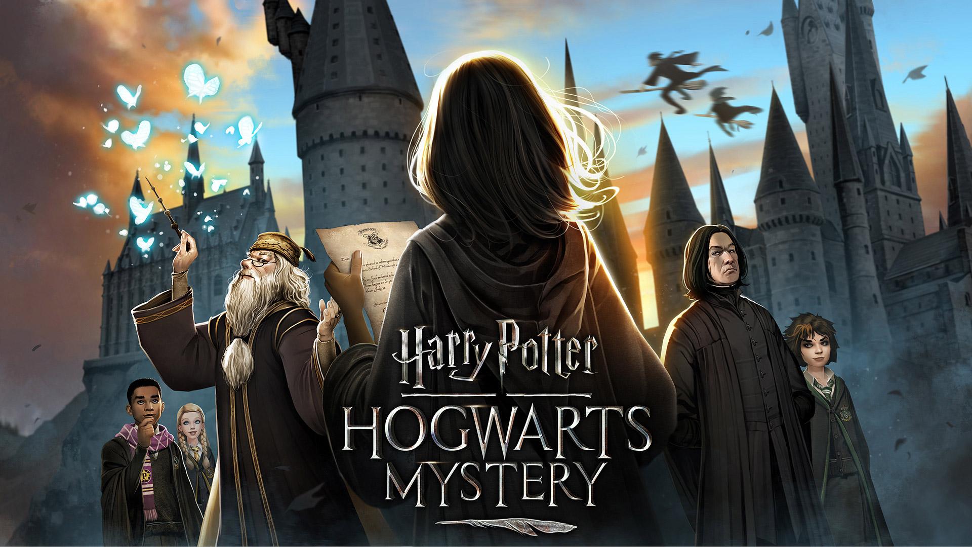 Free Harry Potter: Hogwarts Mystery Wallpaper in 1920x1080