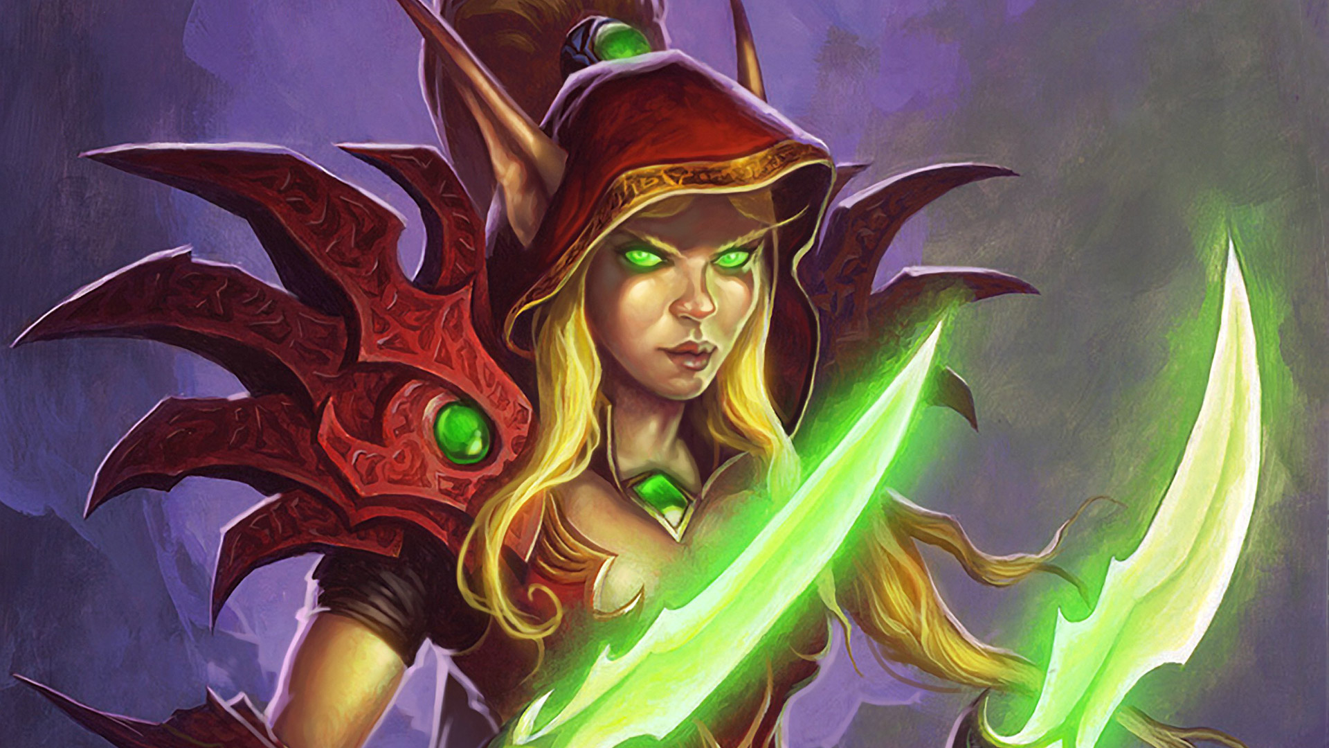 Free Hearthstone: Heroes of Warcraft Wallpaper in 1920x1080