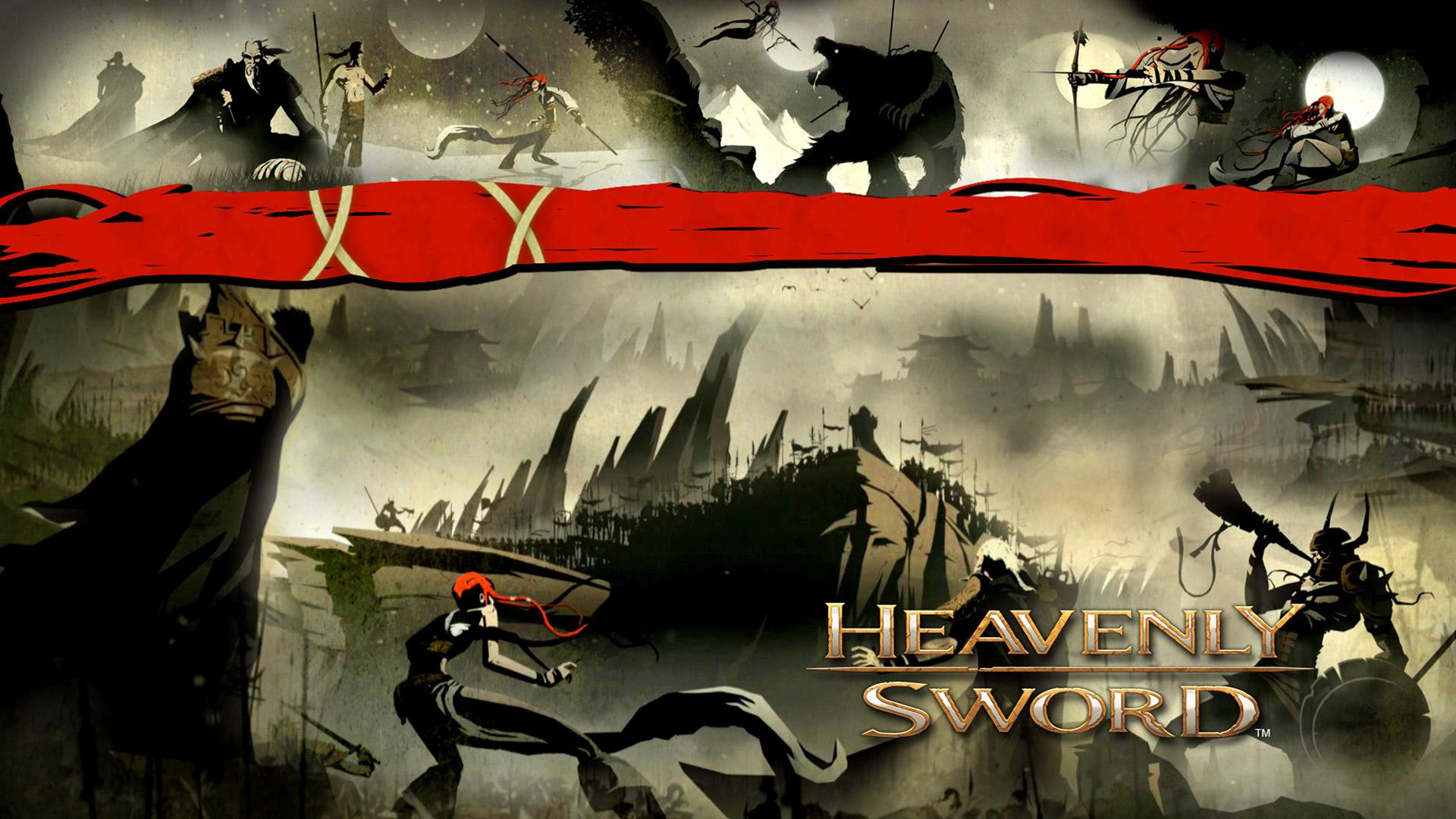 Heavenly Sword Wallpaper in 1920x1080