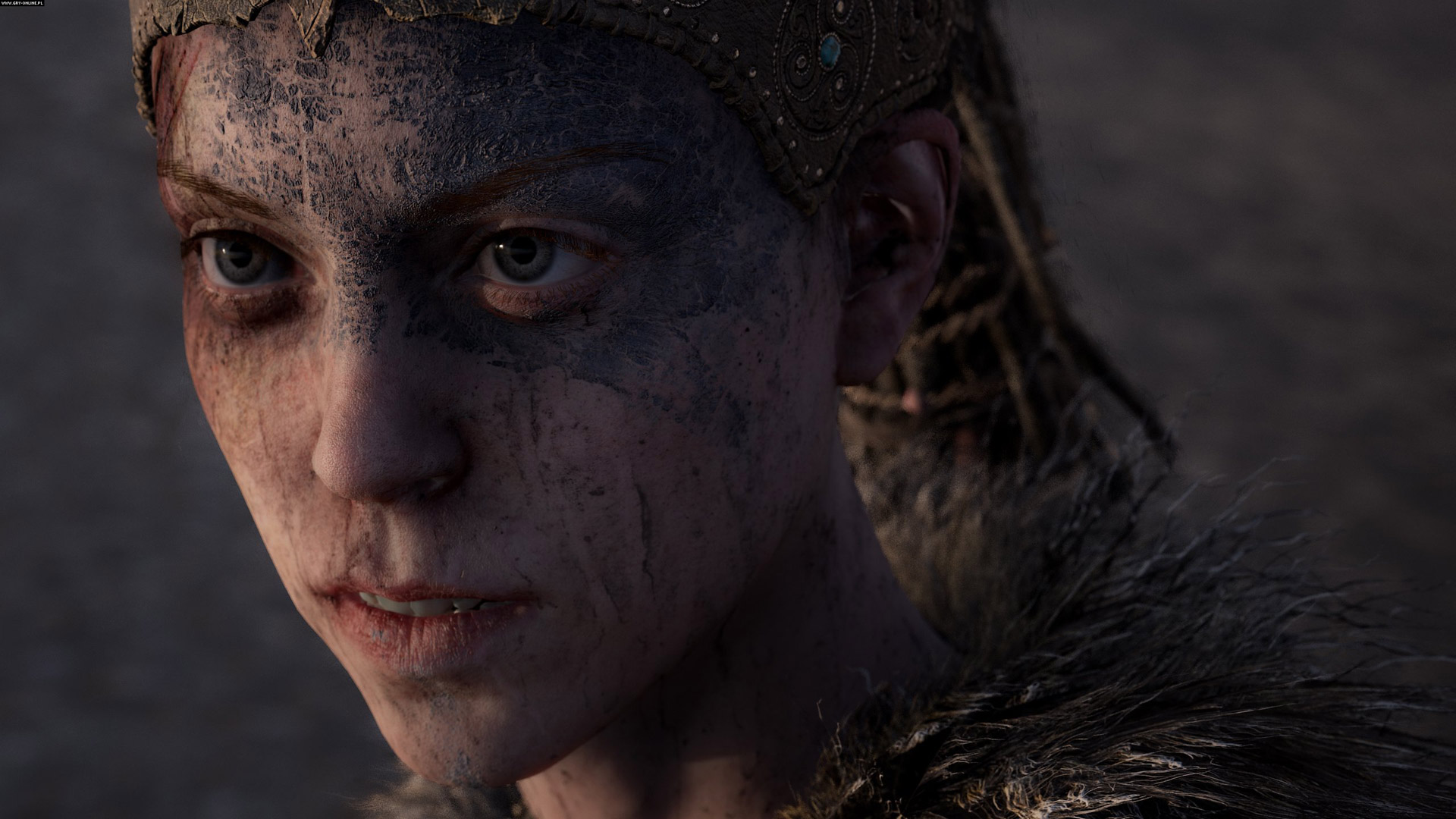 Free Hellblade: Senua's Sacrifice Wallpaper in 1920x1080