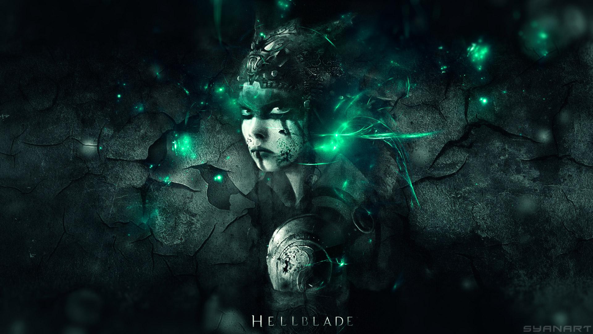 Free Hellblade: Senua's Sacrifice Wallpaper in 1920x1080