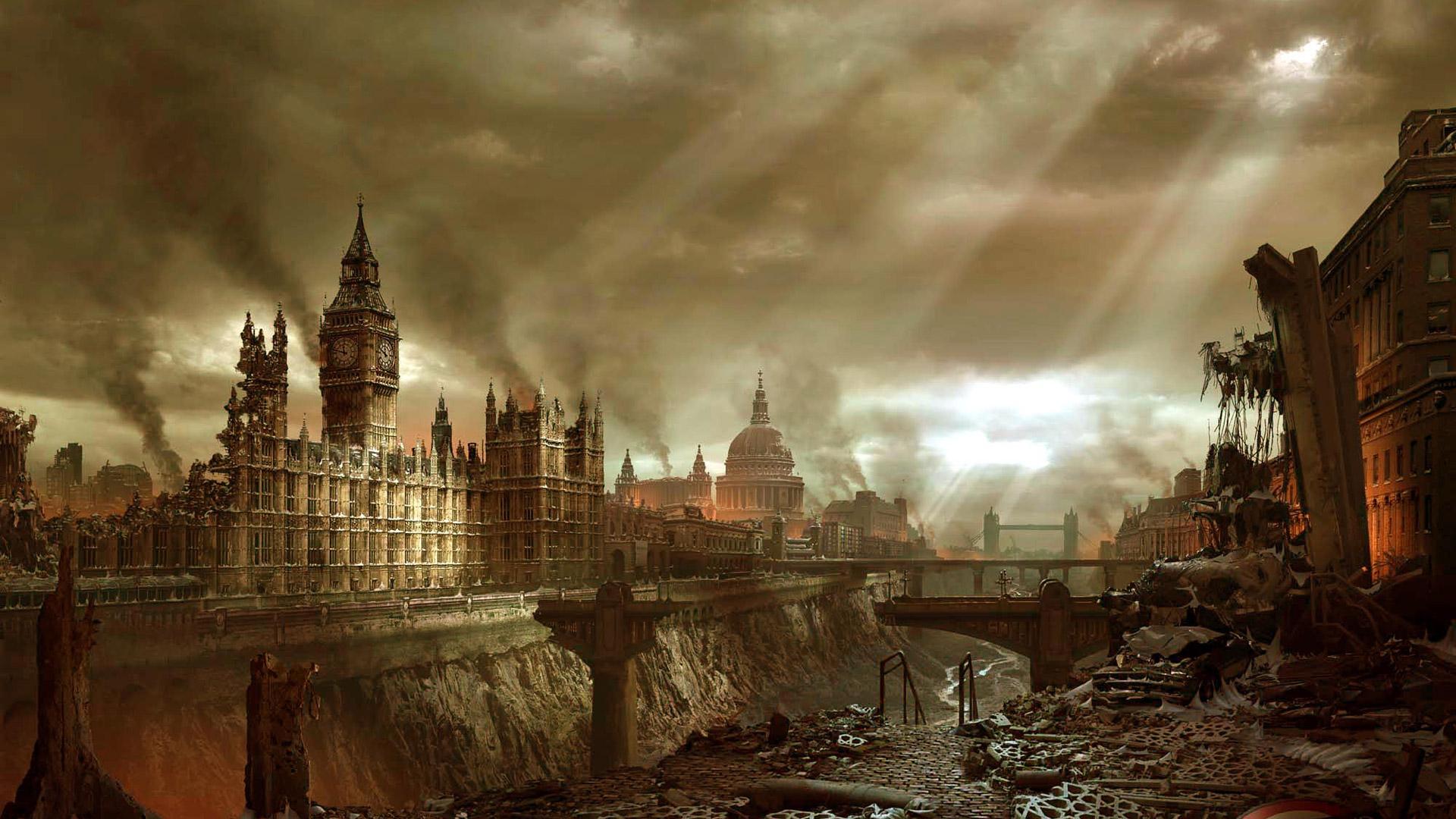 Free Hellgate: London Wallpaper in 1920x1080