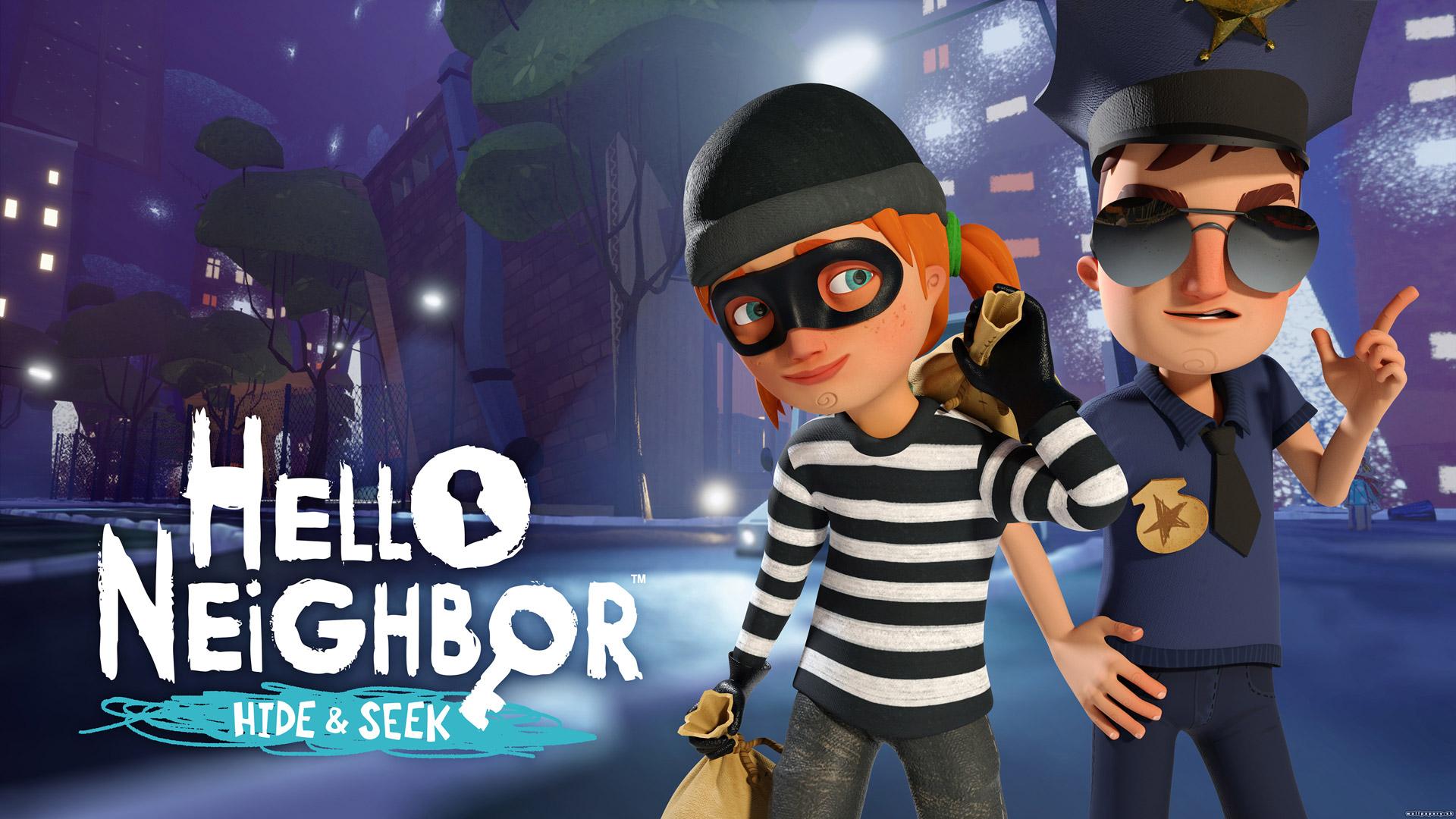 Free Hello Neighbor: Hide and Seek Wallpaper in 1920x1080