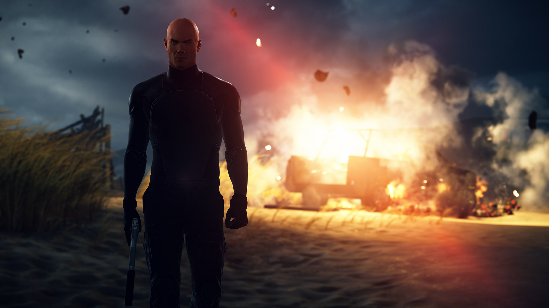 Hitman 2 Wallpaper in 1920x1080