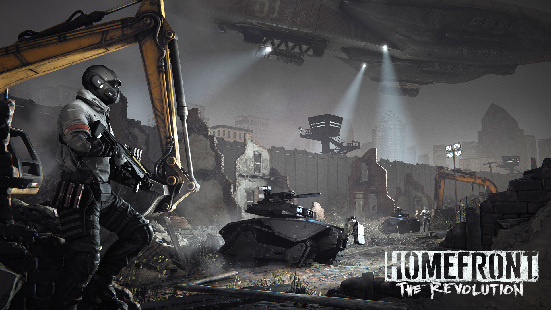 Homefront: The Revolution Wallpaper in 1920x1080