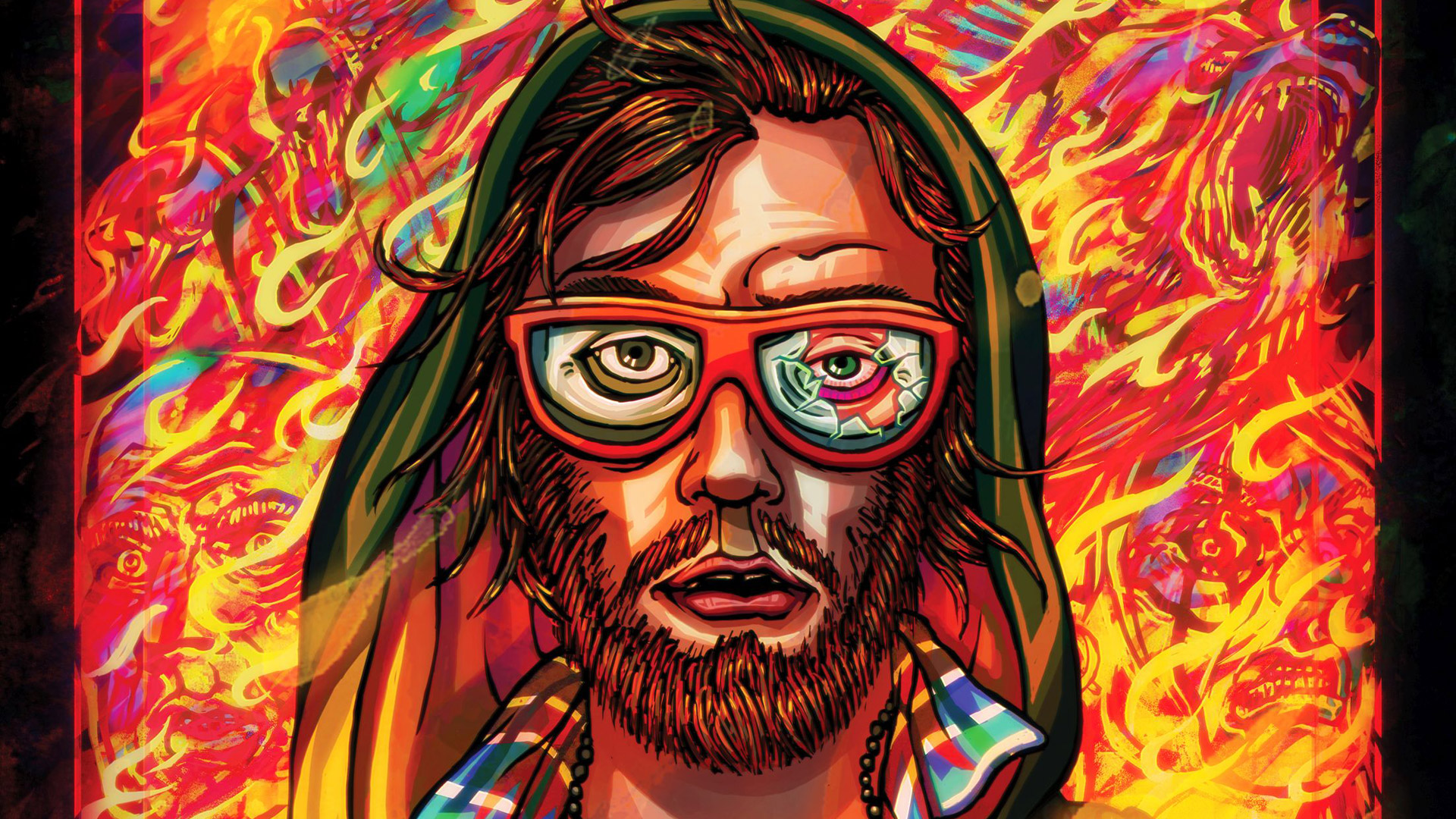 Hotline Miami 2: Wrong Number Wallpaper in 1920x1080