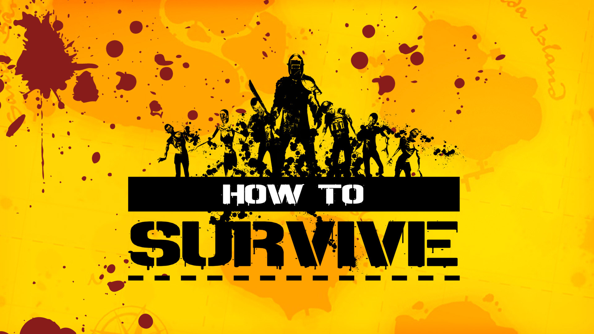 How To Survive Wallpaper in 1920x1080