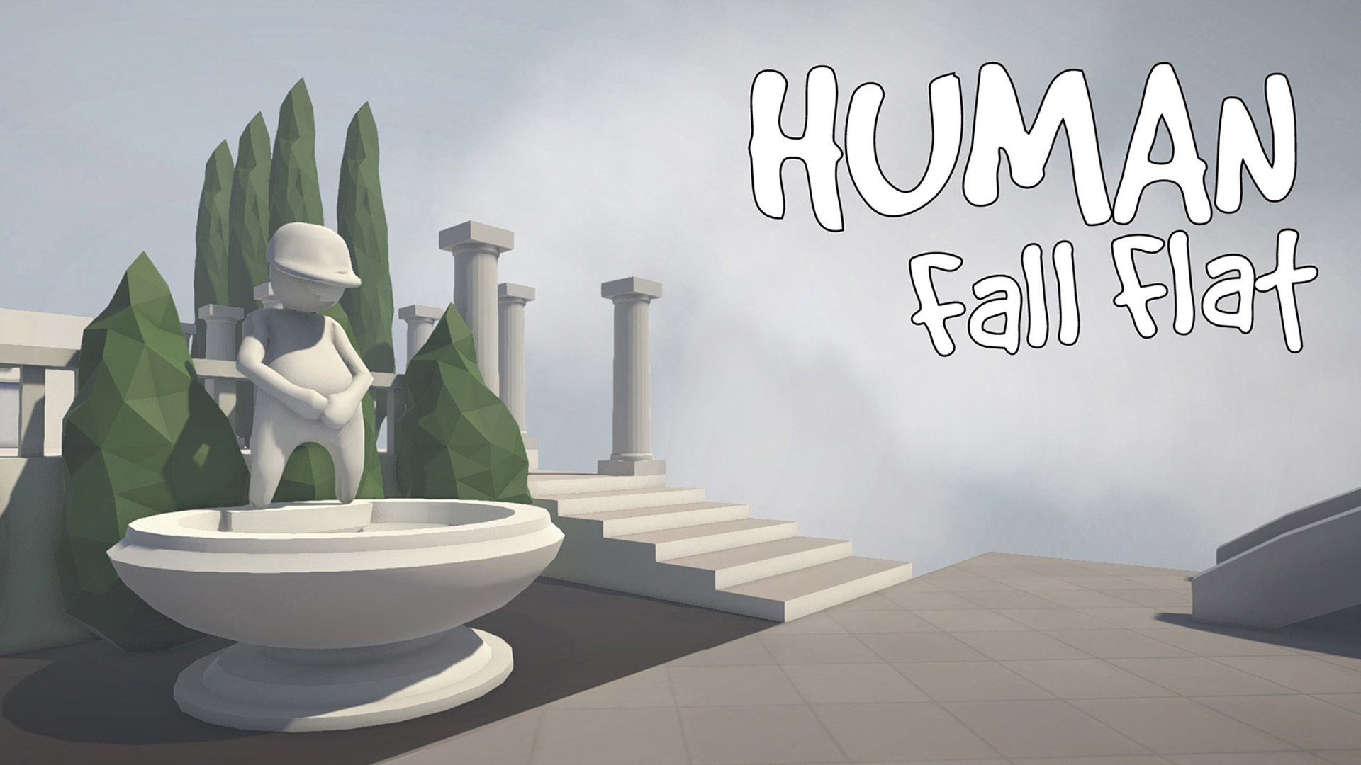 Free Human Fall Flat Wallpaper in 1920x1080