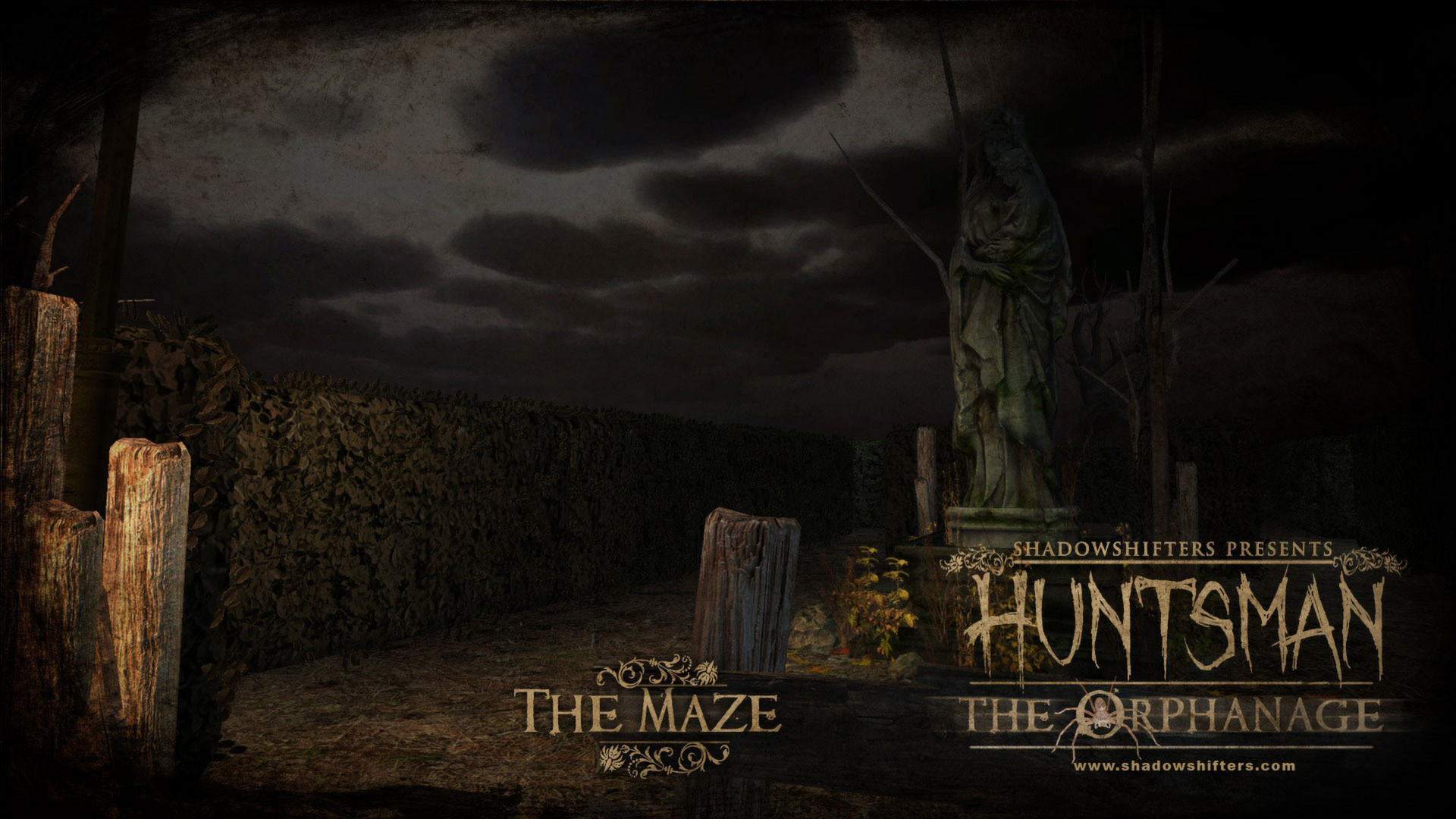 Free Huntsman: The Orphanage Wallpaper in 1920x1080