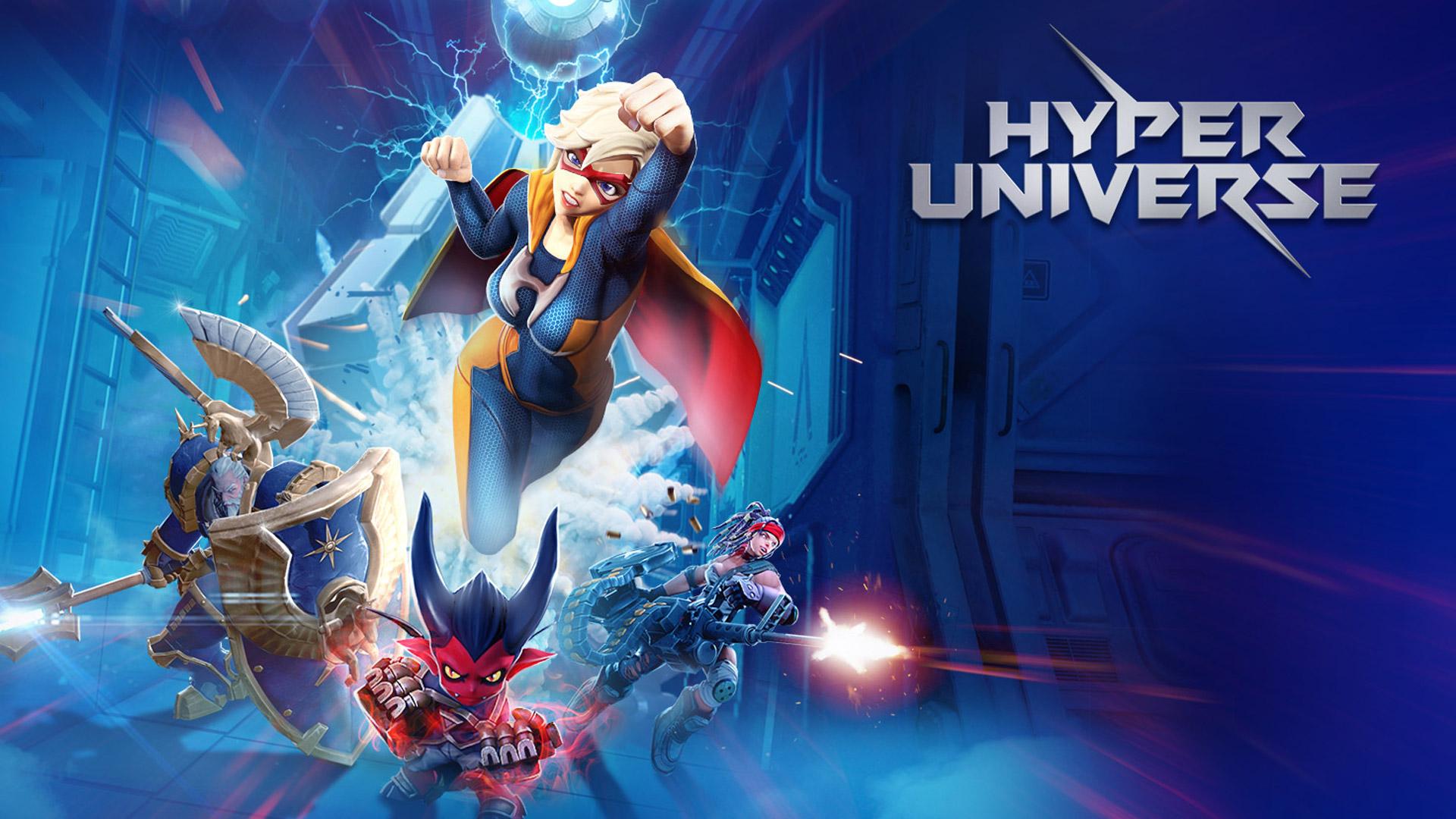 Hyper Universe Wallpaper in 1920x1080