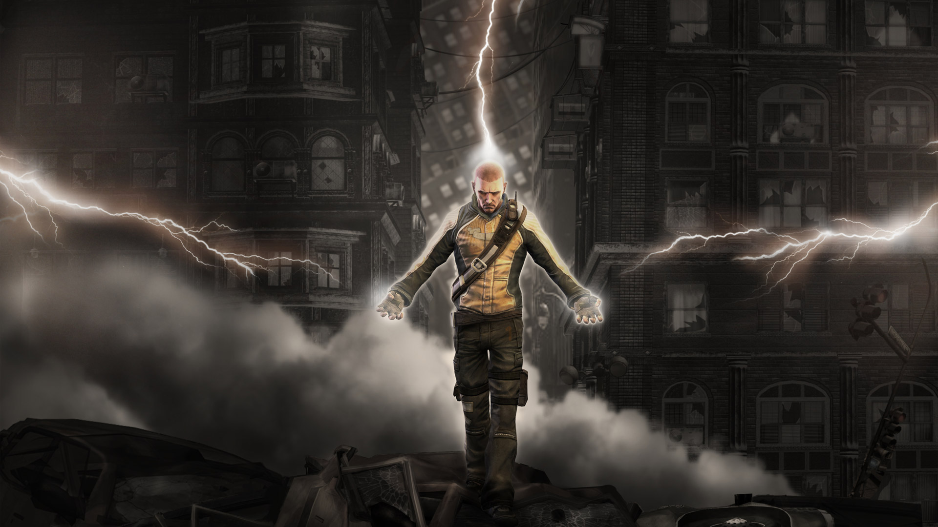Free Infamous Wallpaper in 1920x1080