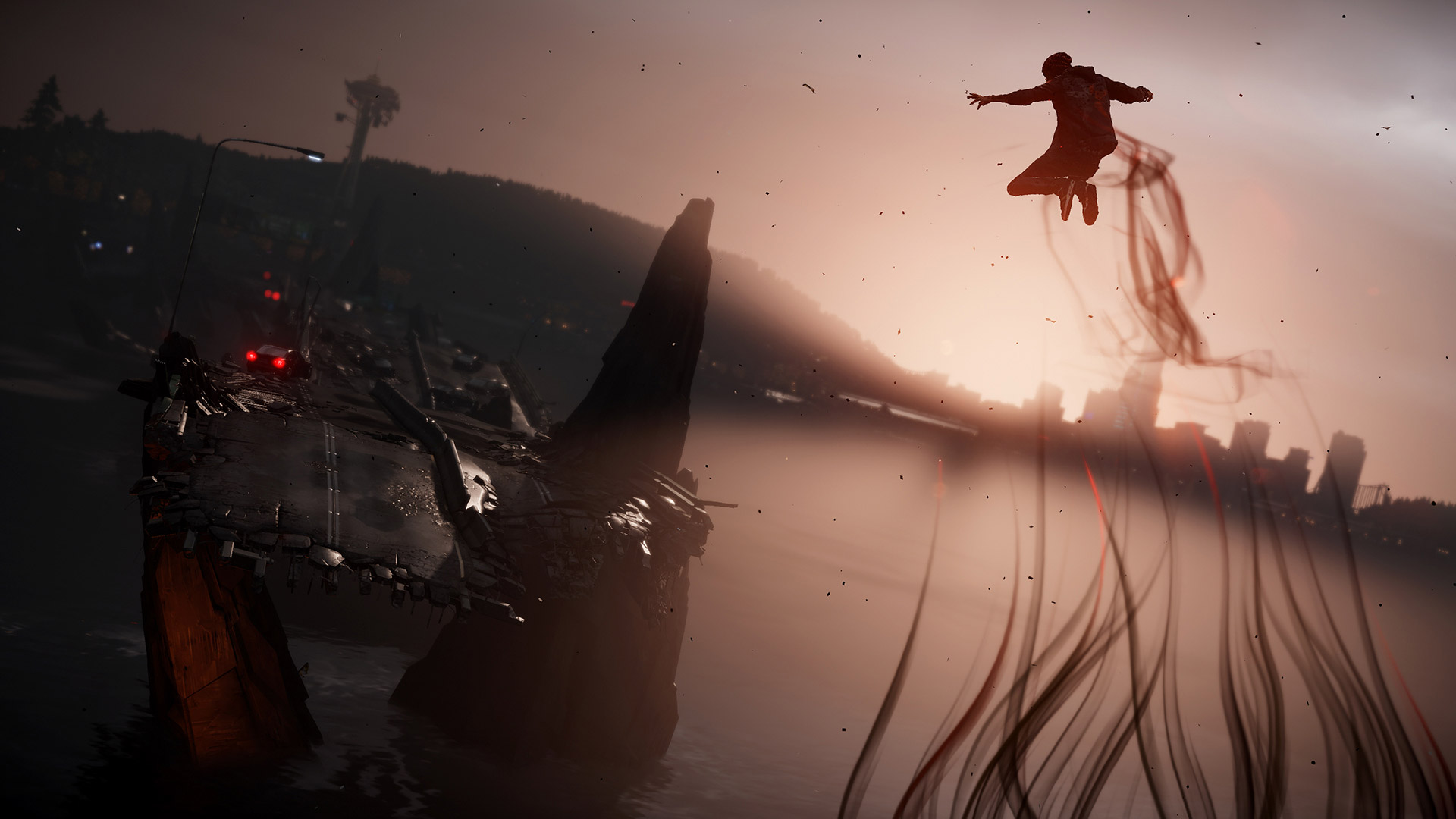 Free Infamous: Second Son Wallpaper in 1920x1080