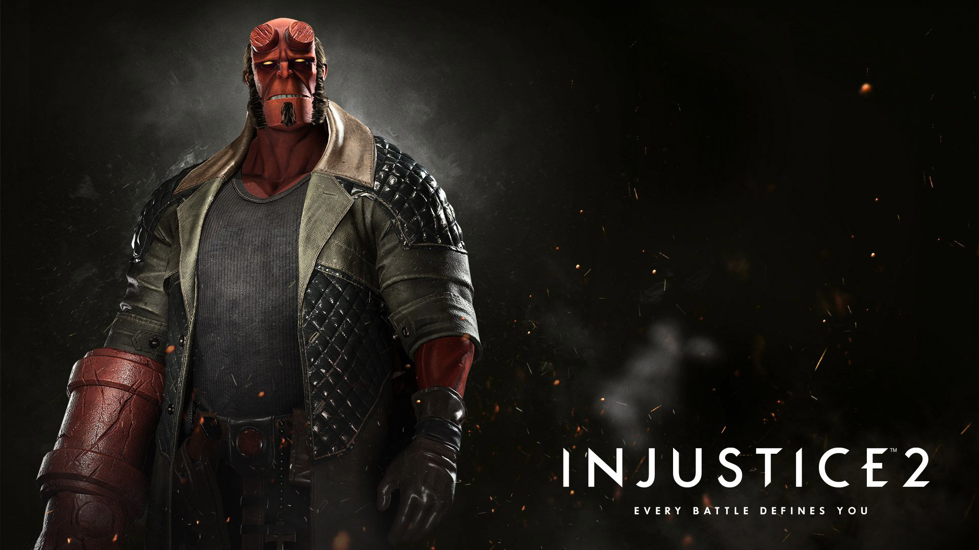 Free Injustice 2 Wallpaper in 1920x1080