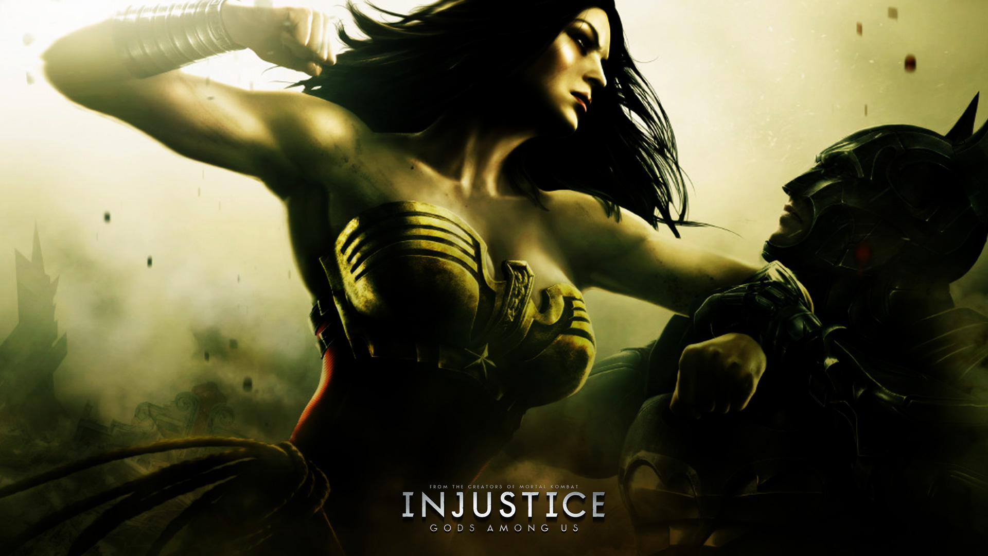 Injustice: Gods Among Us Wallpaper in 1920x1080