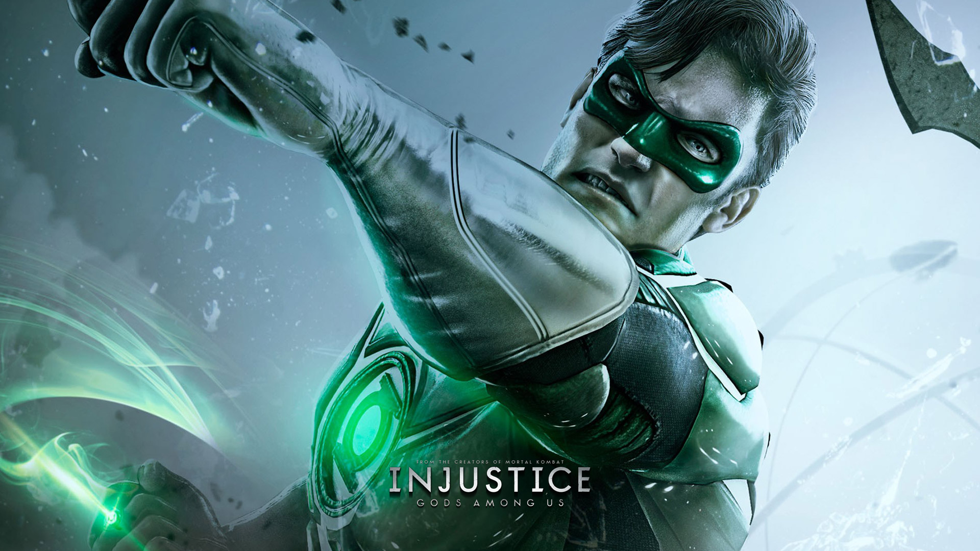 Free Injustice: Gods Among Us Wallpaper in 1920x1080