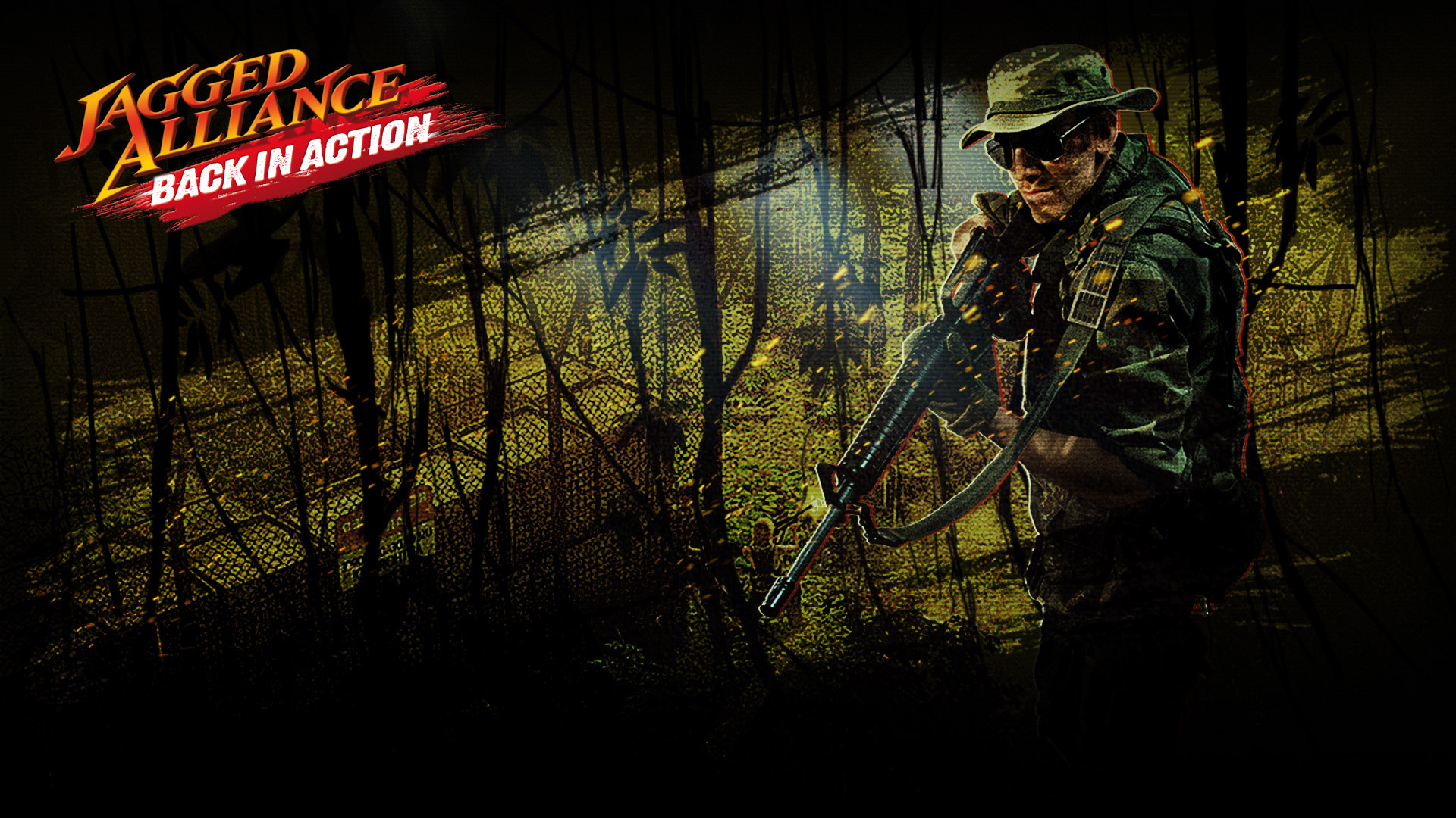 Free Jagged Alliance: Back in Action Wallpaper in 1920x1080