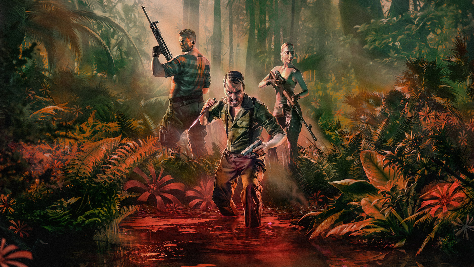 Jagged Alliance: Rage! Wallpaper in 1920x1080