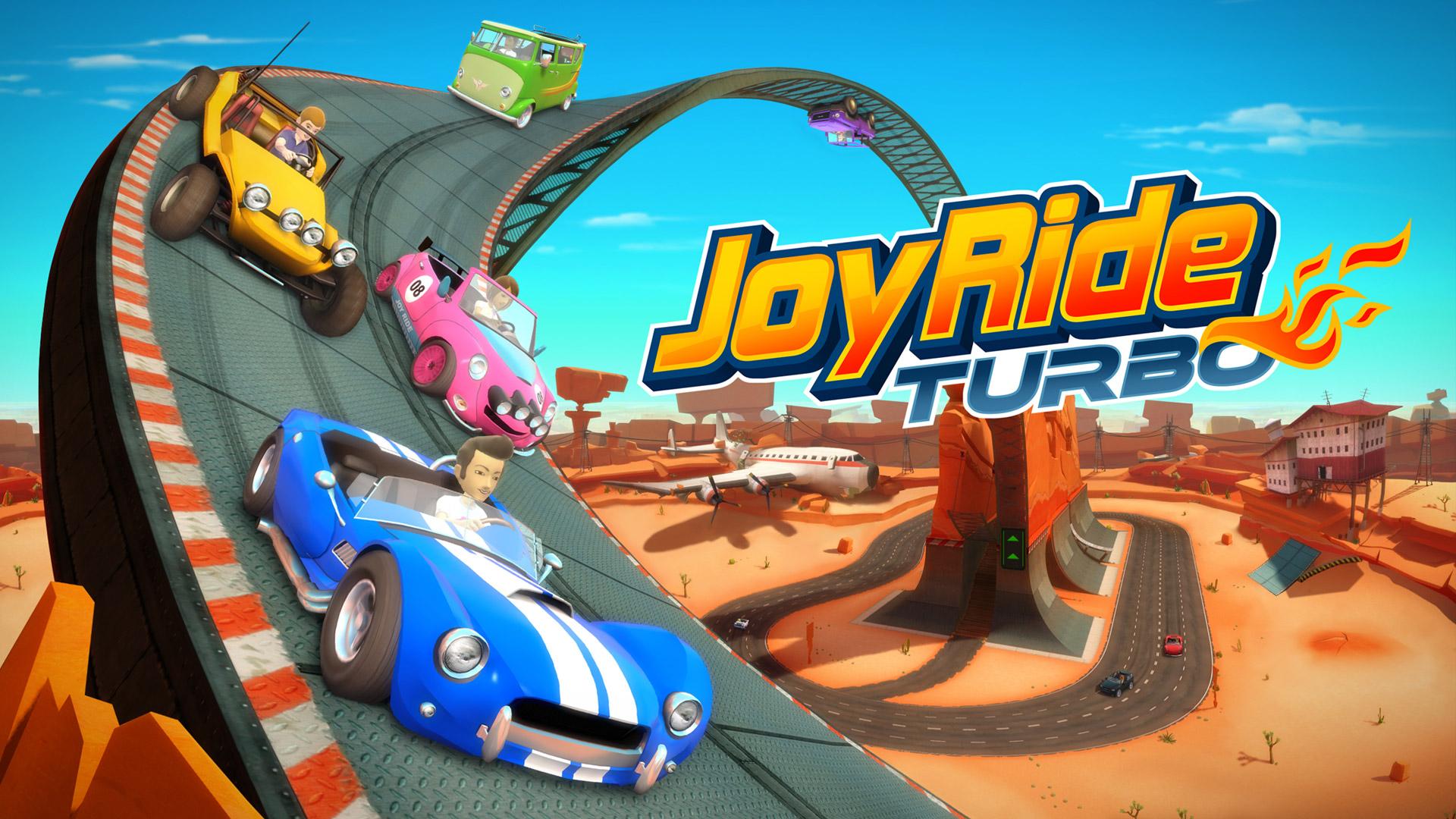 Joy Ride Turbo Wallpaper in 1920x1080