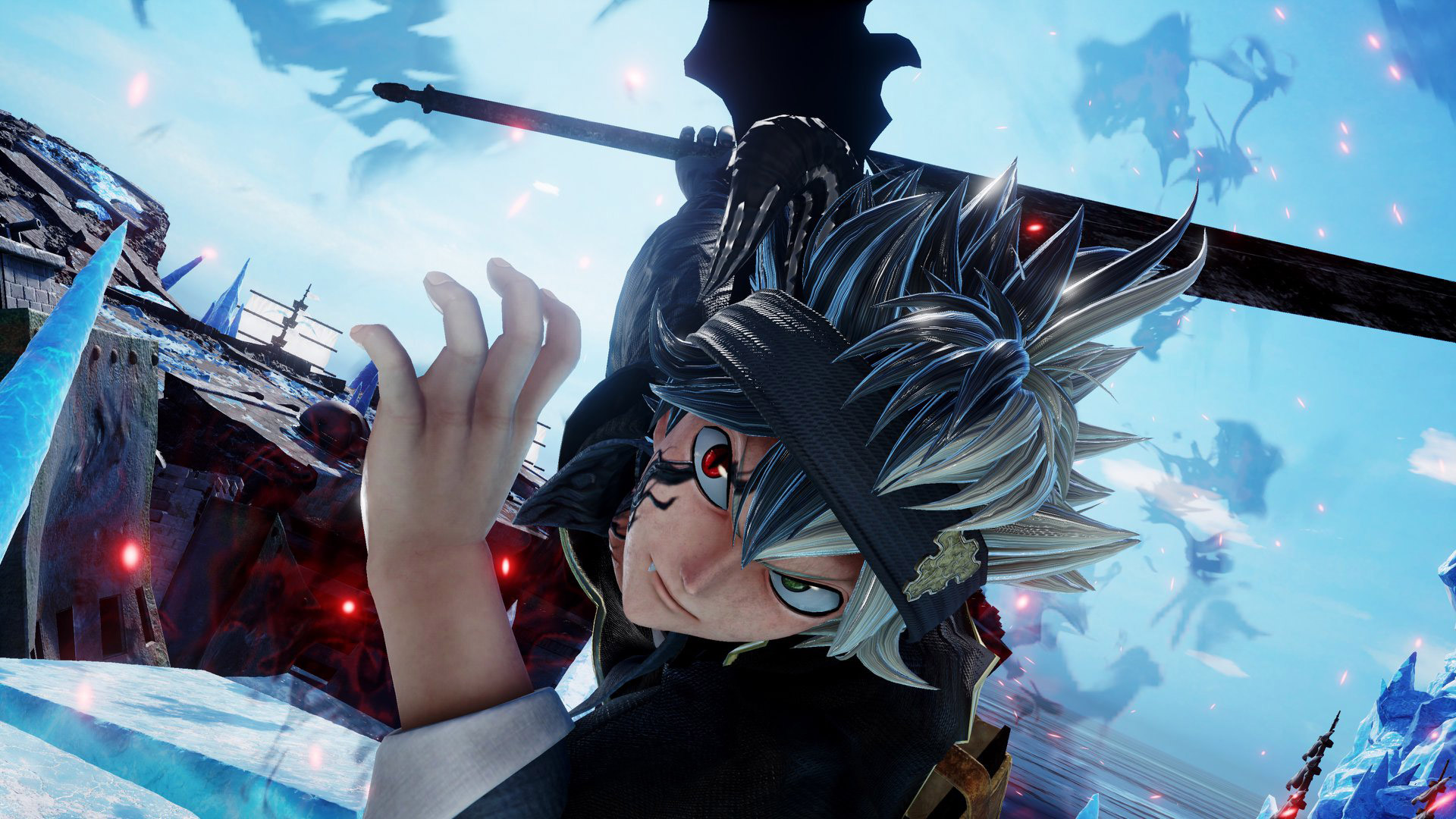 Free Jump Force Wallpaper in 1920x1080