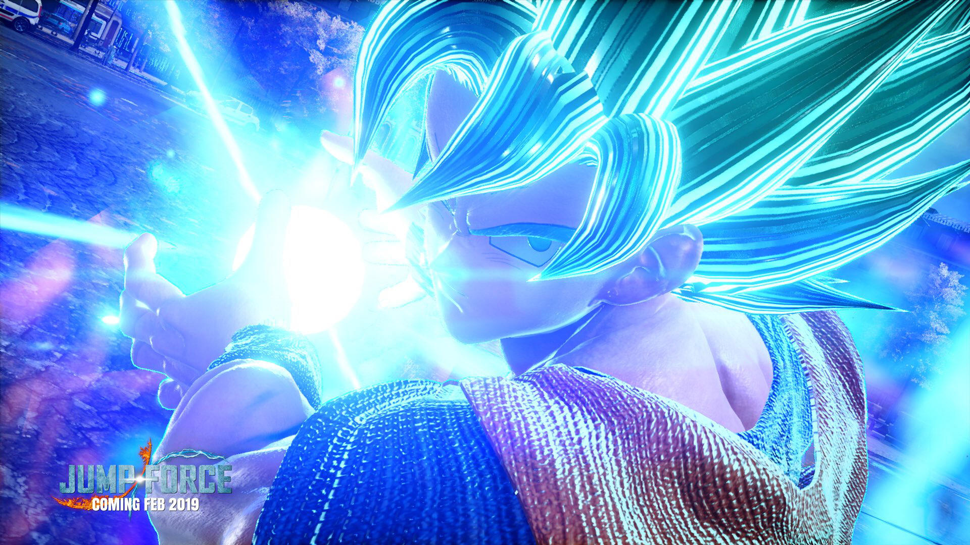 Jump Force Wallpaper in 1920x1080