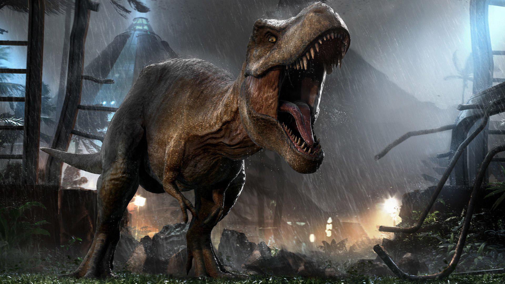 Jurassic World Evolution Wallpaper in 1920x1080
