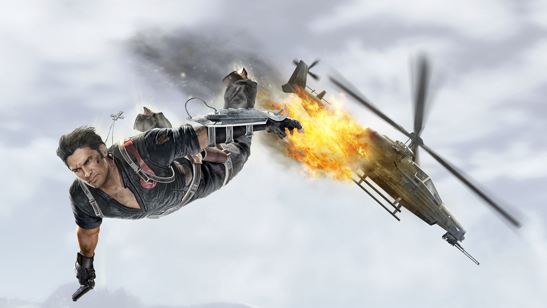 Just Cause 2 Wallpaper in 1920x1080