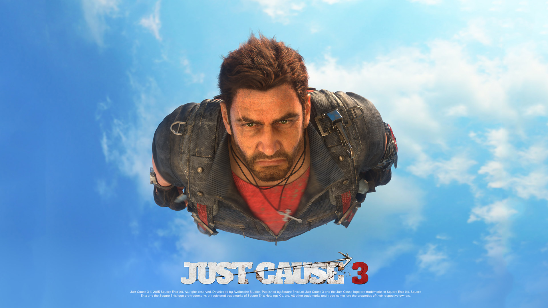 Just Cause 3 Wallpaper in 1920x1080