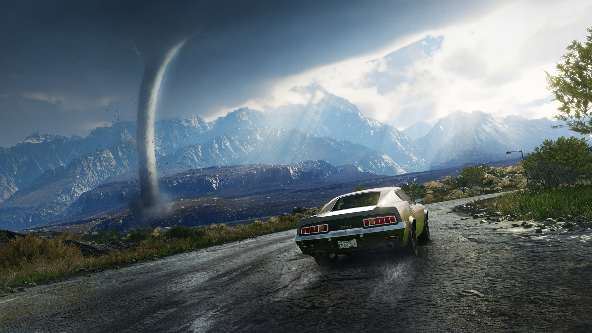 Free Just Cause 4 Wallpaper in 1920x1080