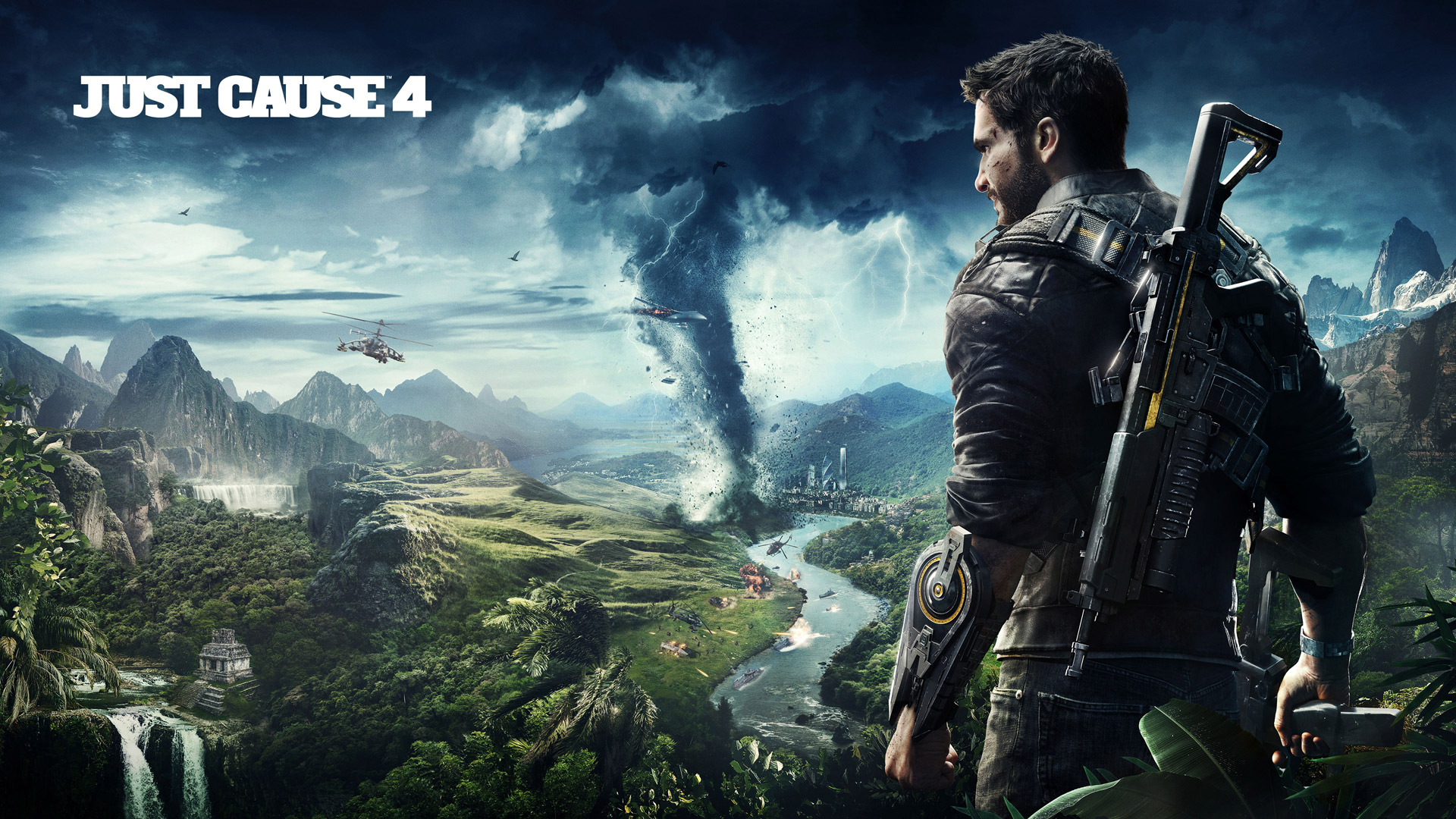 Just Cause 4 Wallpaper in 1920x1080