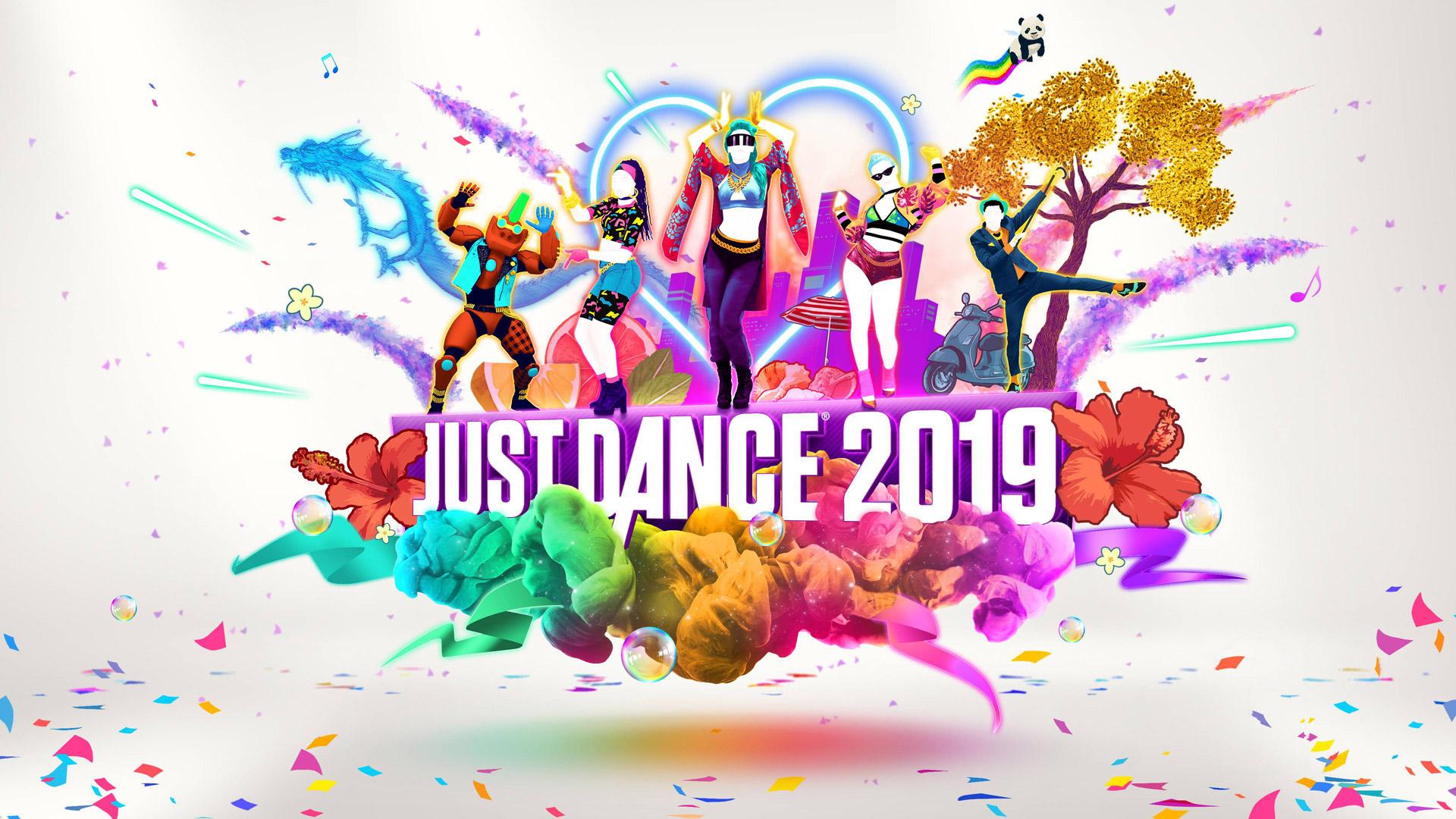 Just Dance 2019 Wallpaper in 1920x1080