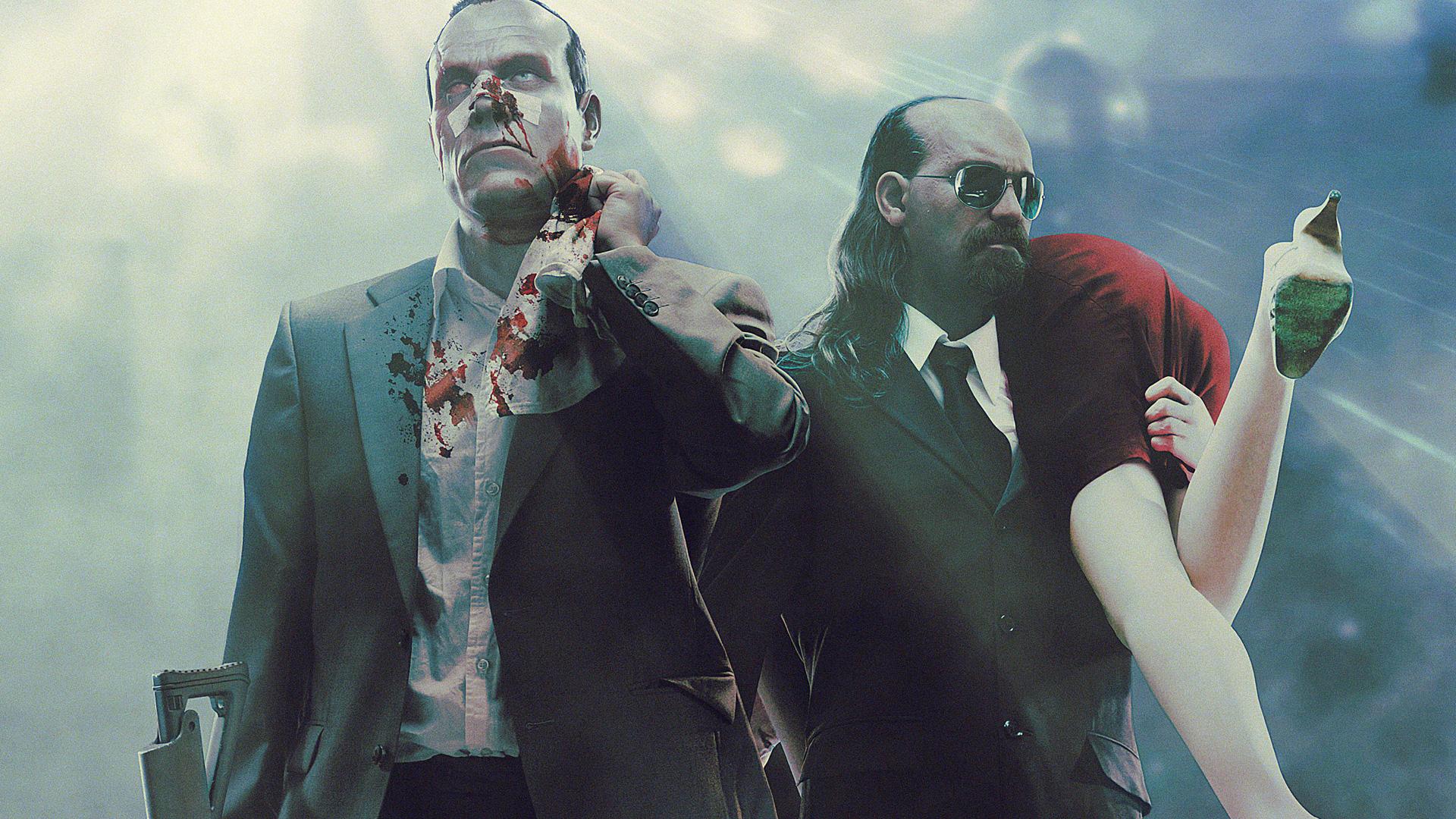 Kane & Lynch: Dead Men Wallpaper in 1920x1080