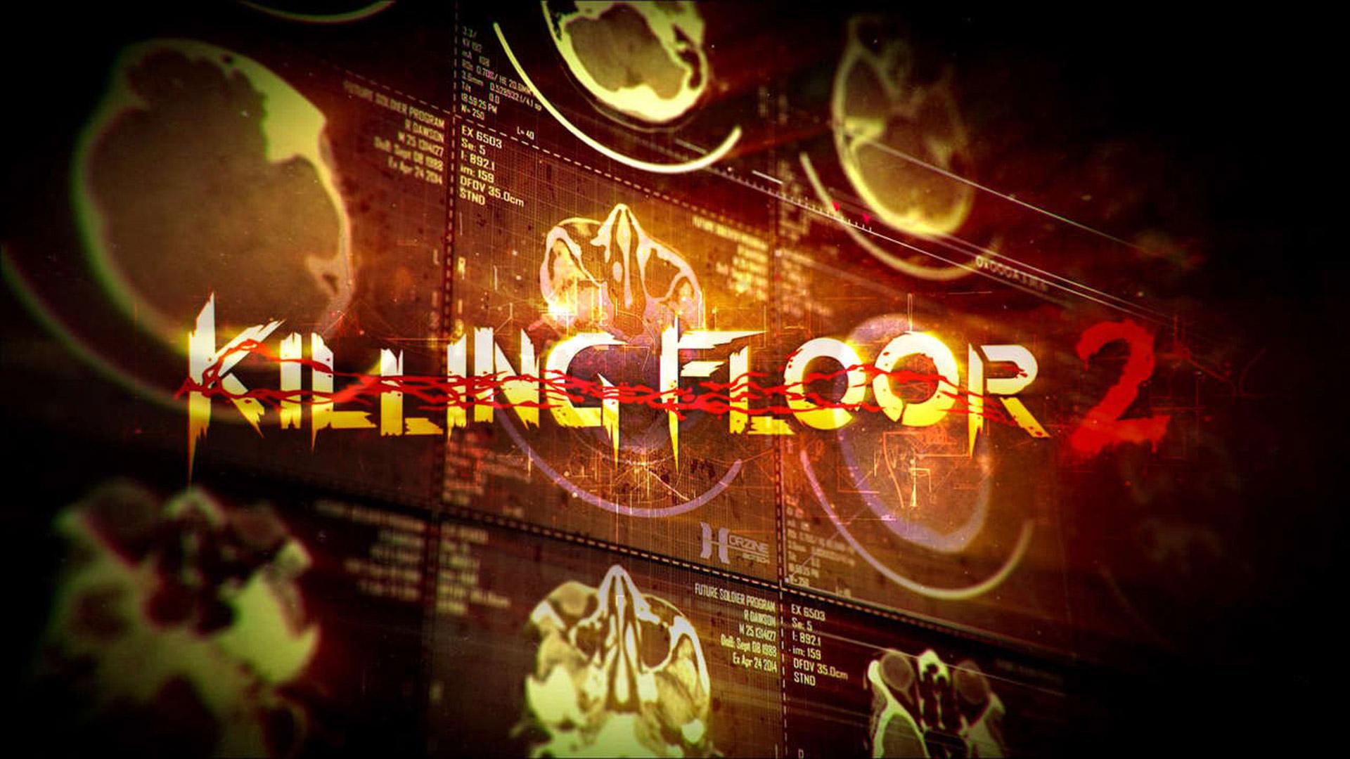 Killing Floor 2 Wallpaper in 1920x1080