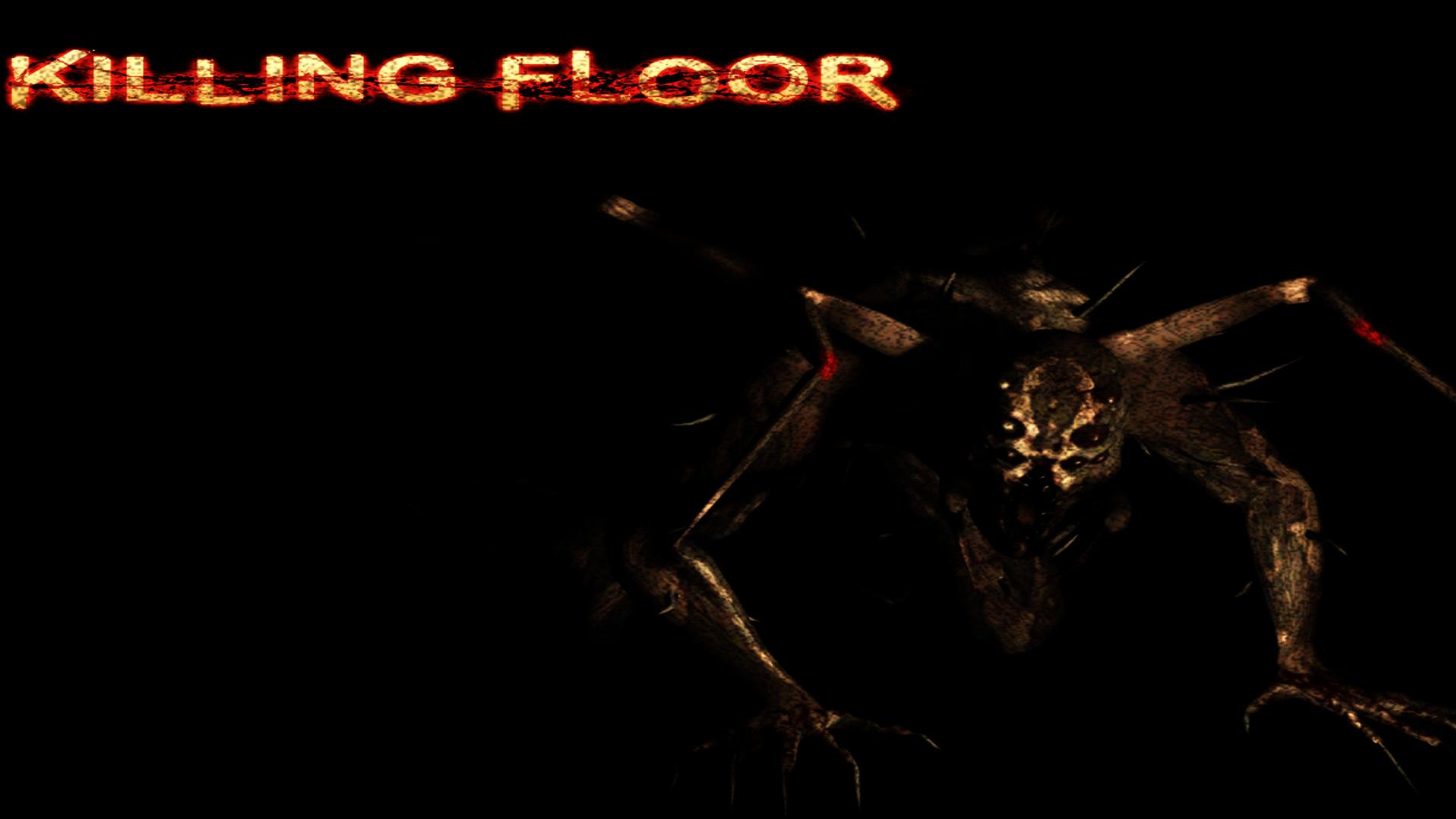 Free Killing Floor Wallpaper in 1920x1080