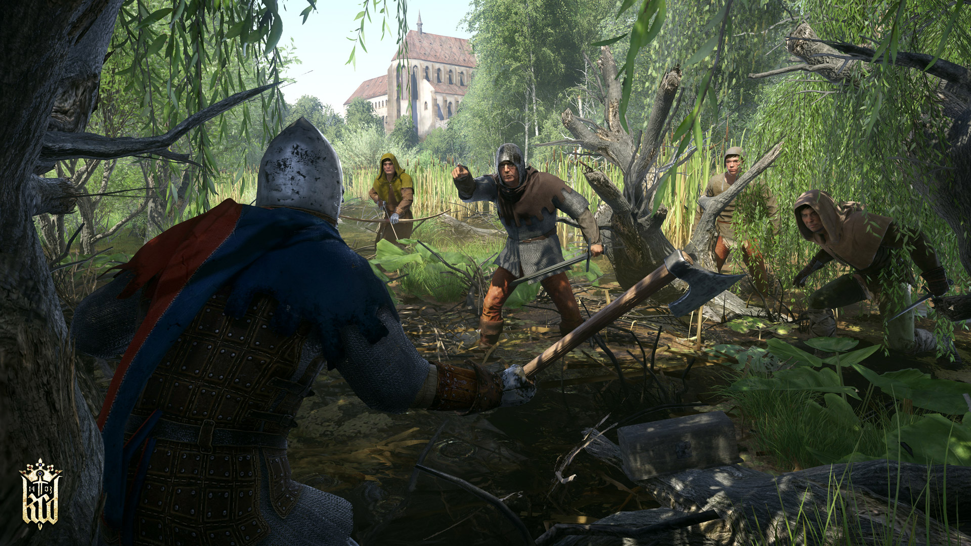 Kingdom Come: Deliverance Wallpaper in 1920x1080