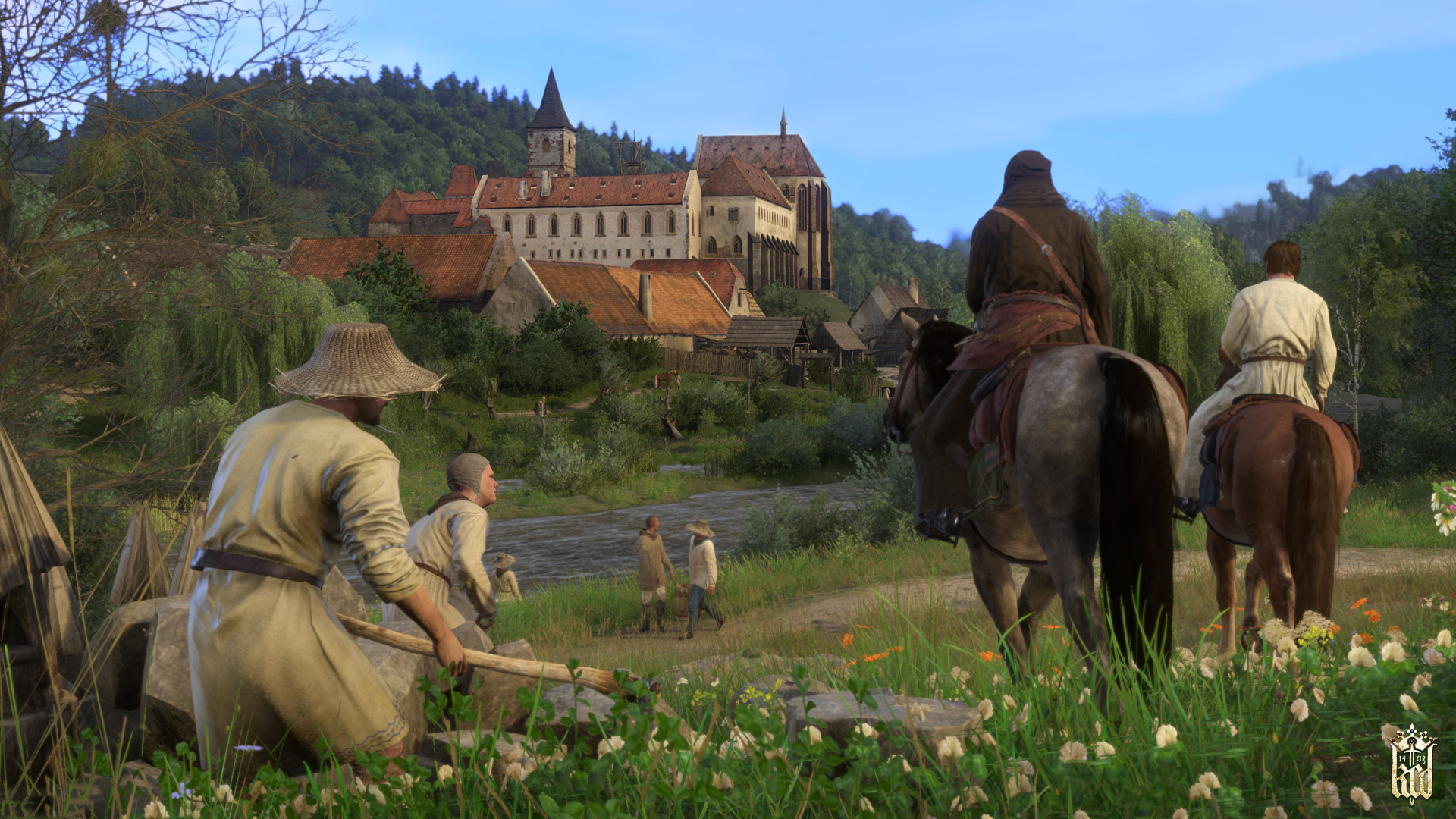 Free Kingdom Come: Deliverance Wallpaper in 1920x1080