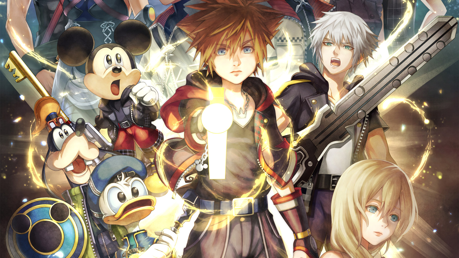 Kingdom Hearts III Wallpaper in 1920x1080