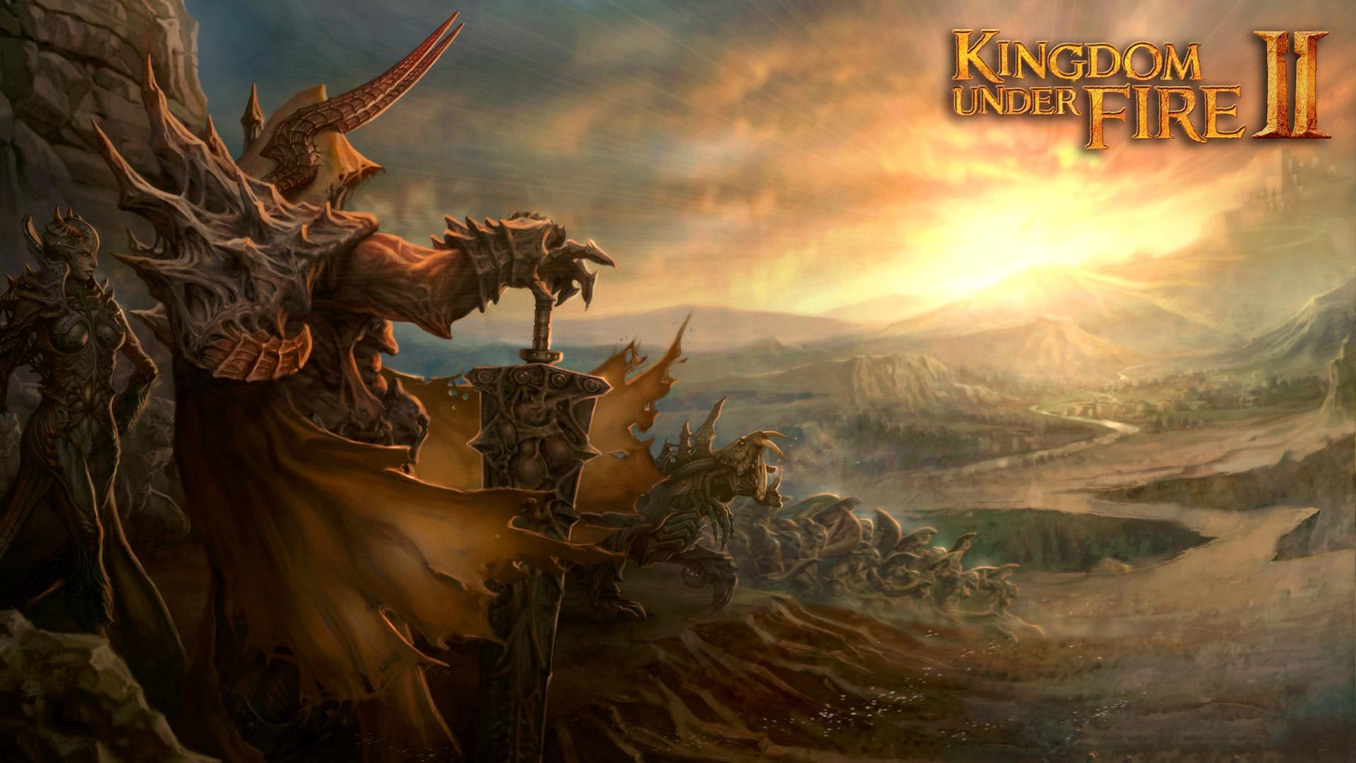 Kingdom Under Fire II Wallpaper in 1920x1080