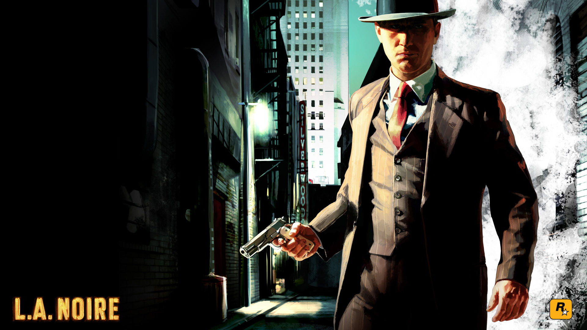 L.A. Noire Wallpaper in 1920x1080