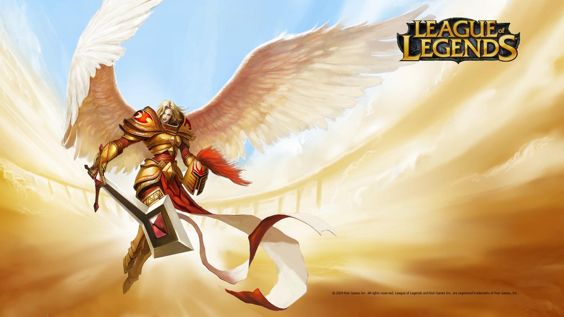 Free League of Legends Wallpaper in 1920x1080