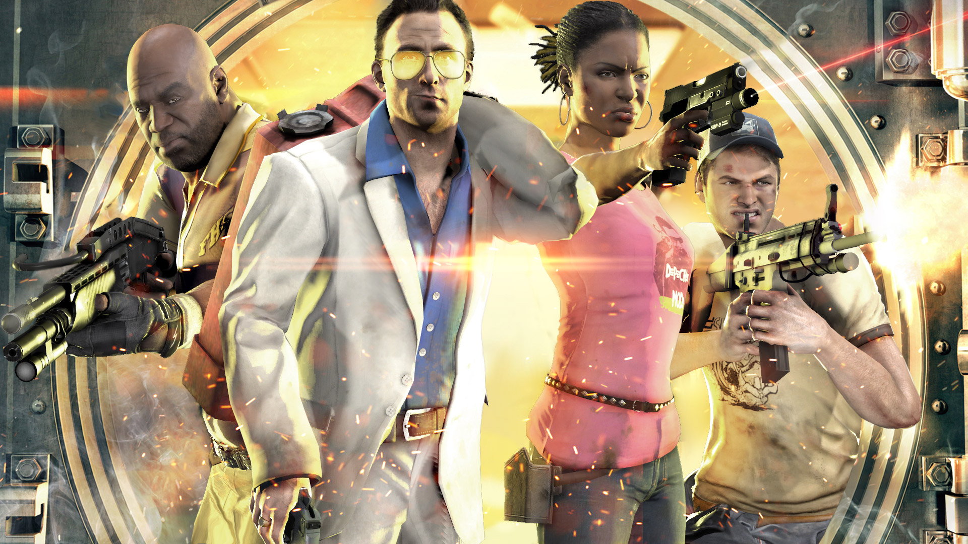 Left 4 Dead 2 Wallpaper in 1920x1080
