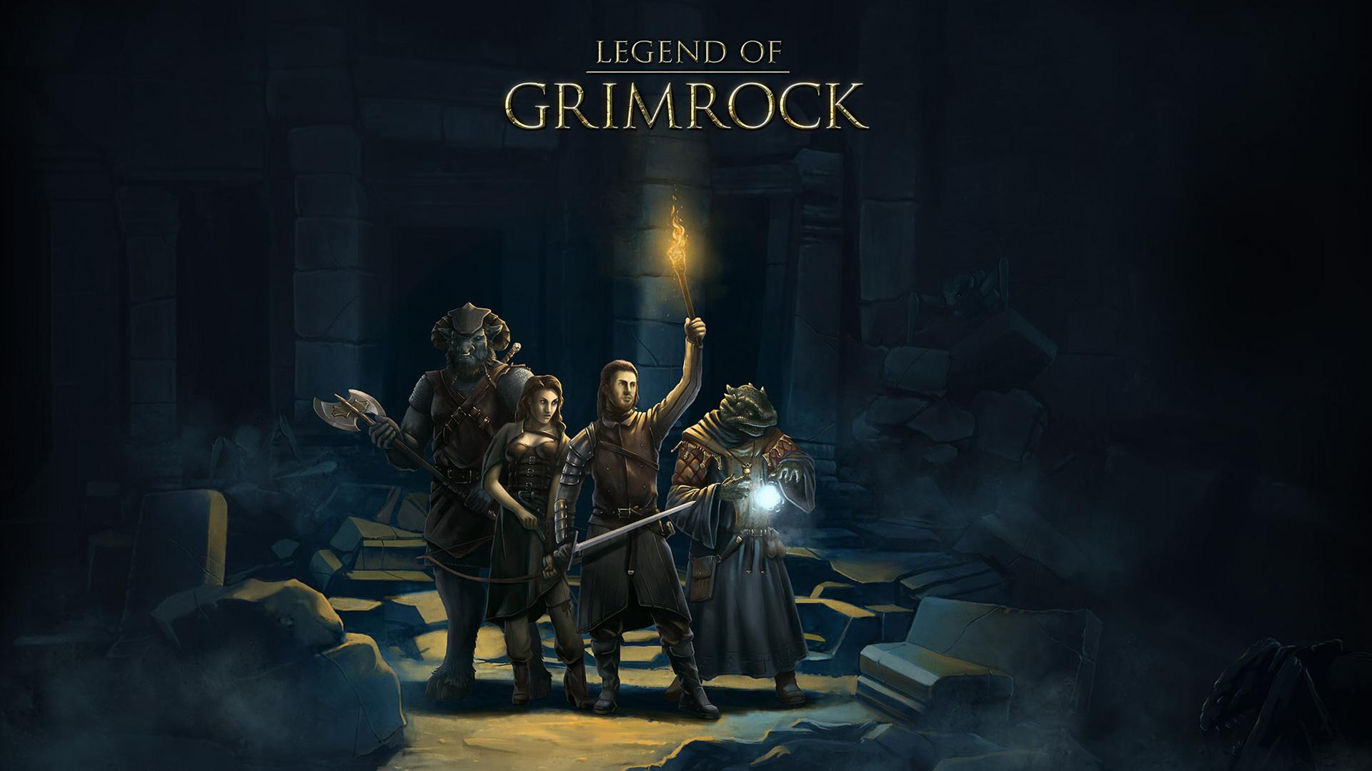 Free Legend of Grimrock Wallpaper in 1920x1080