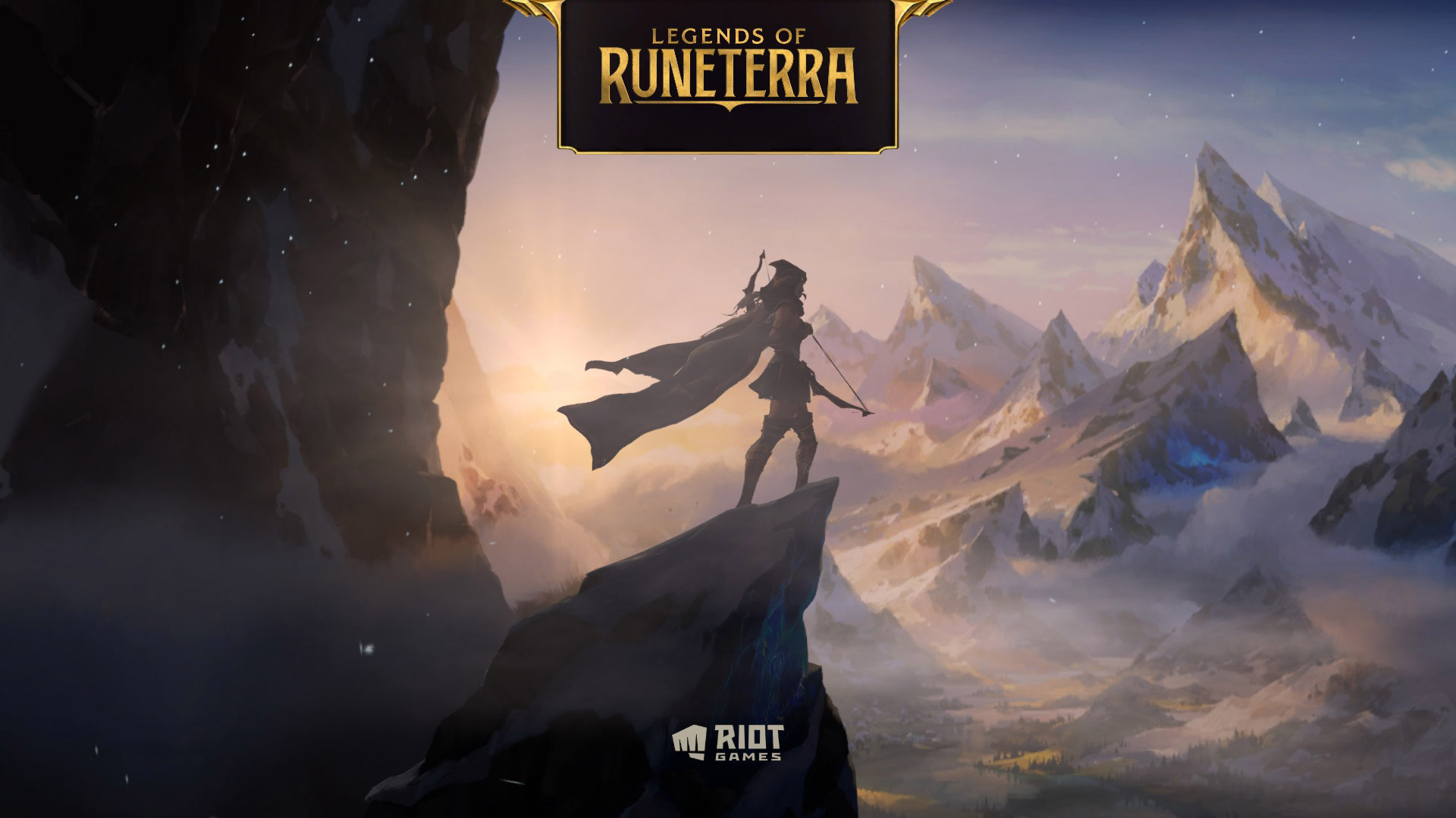 Free Legends of Runeterra Wallpaper in 1920x1080