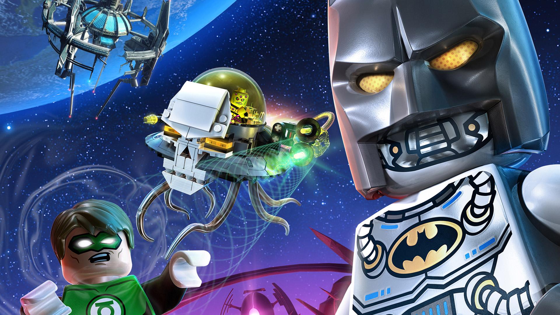 Lego Batman 3: Beyond Gotham Wallpaper in 1920x1080