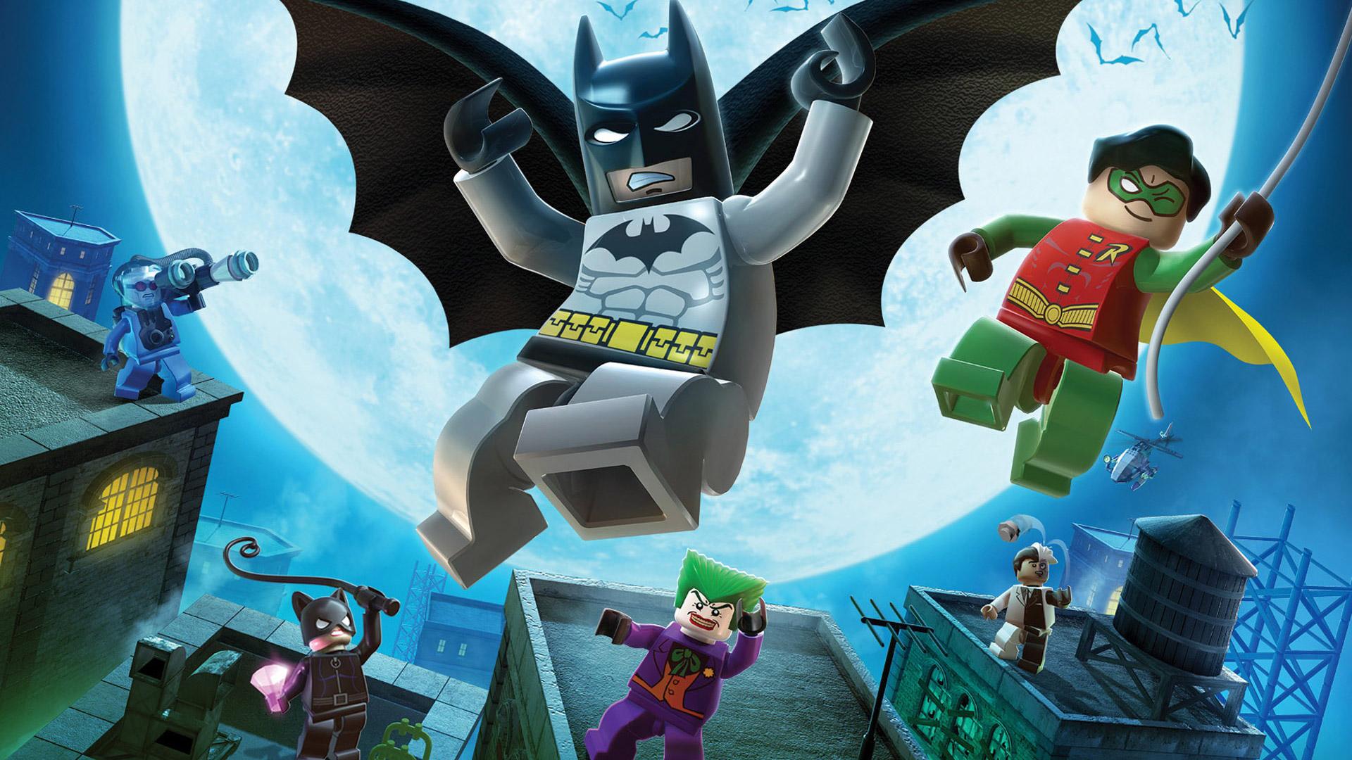 Lego Batman: The Videogame Wallpaper in 1920x1080