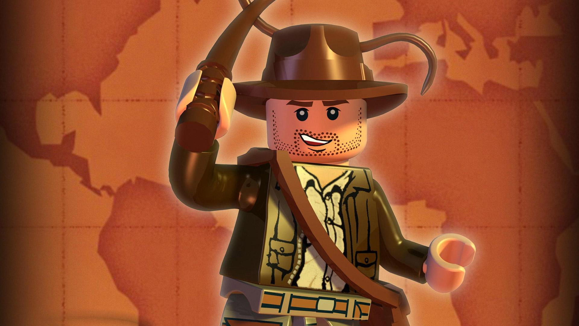 Lego Indiana Jones: The Original Adventures Wallpaper in 1920x1080
