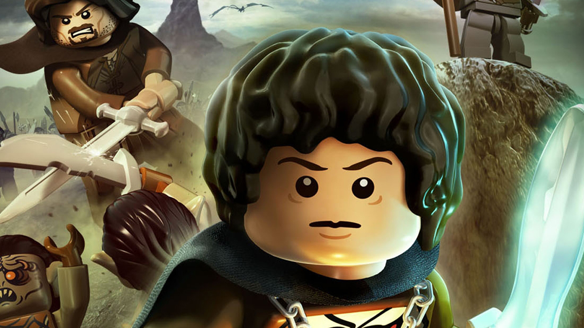Lego The Lord of the Rings: The Video Game Wallpaper in 1920x1080