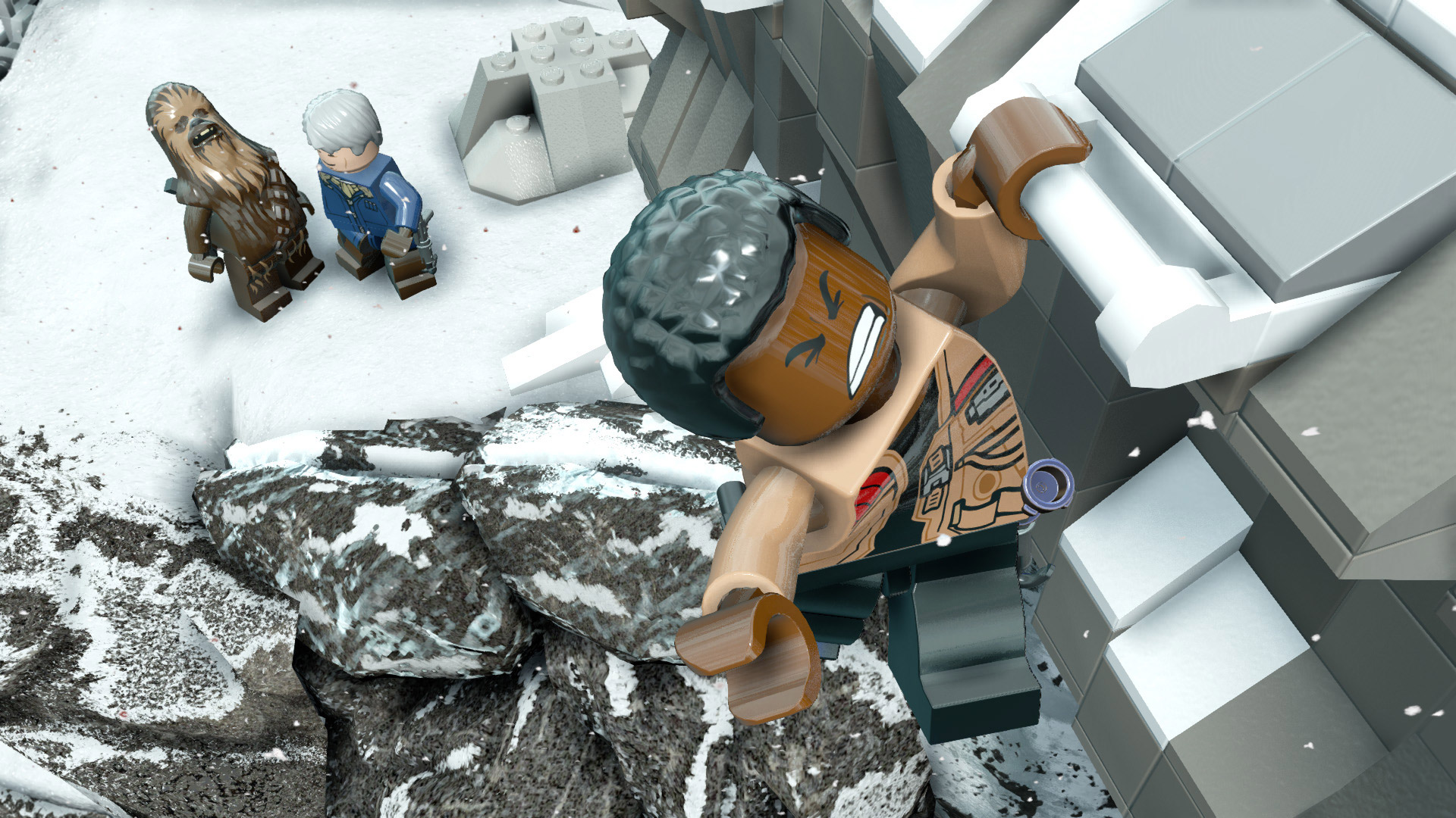 Lego Star Wars: The Force Awakens Wallpaper in 1920x1080