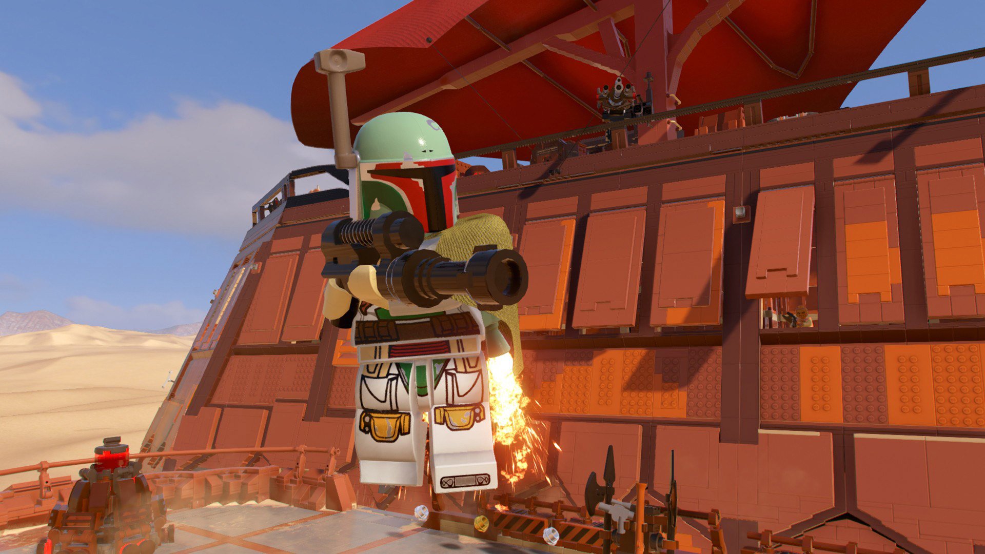 Free Lego Star Wars: The Skywalker Saga Wallpaper in 1920x1080