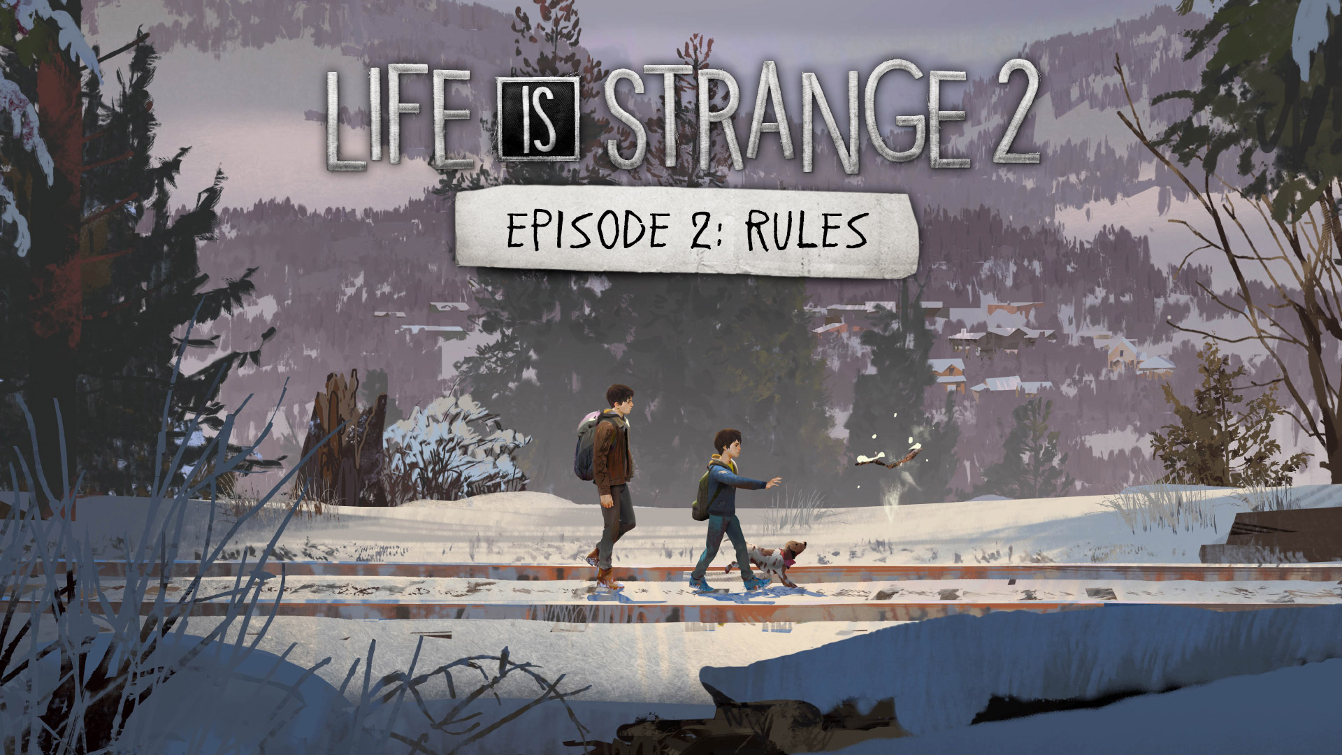 Free Life is Strange 2 Wallpaper in 1920x1080