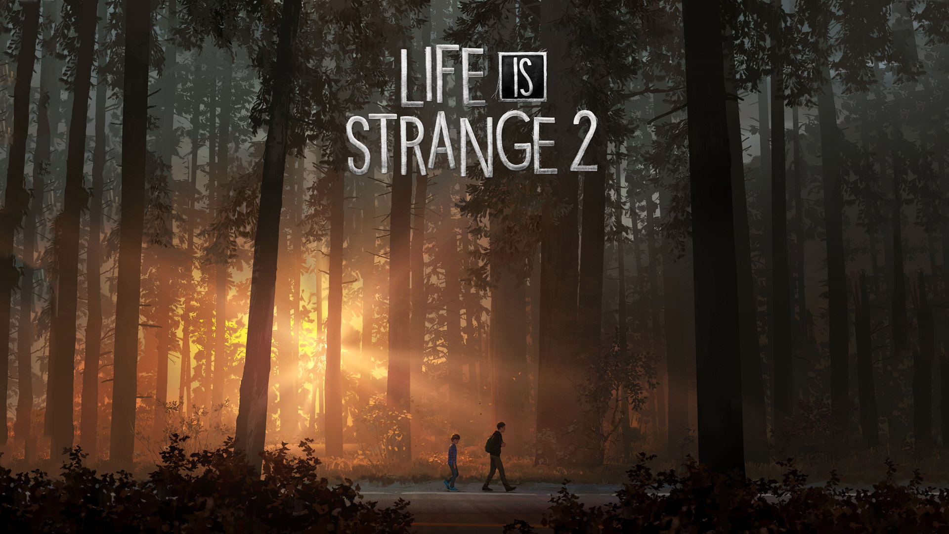 Free Life is Strange 2 Wallpaper in 1920x1080